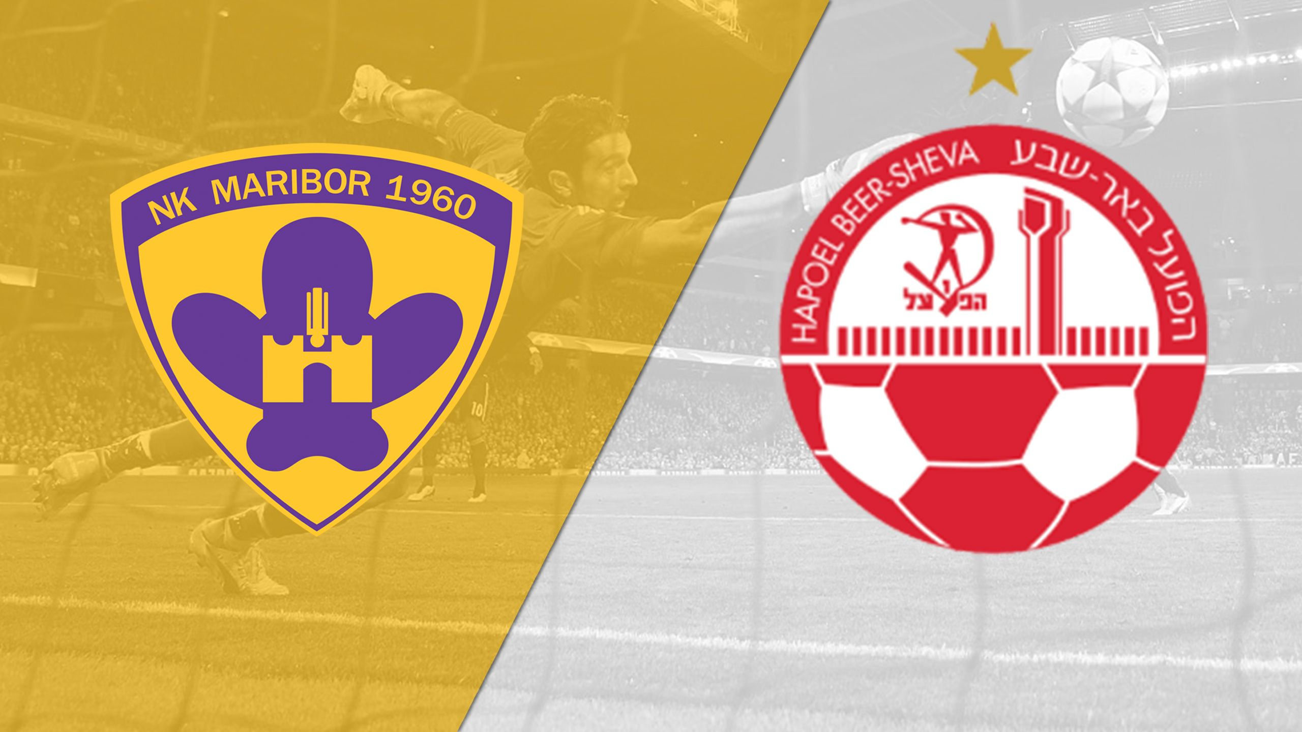 NK Maribor vs. Hapoel Be'er Sheva (Playoffs, 2nd Leg) (UEFA Champions League)
