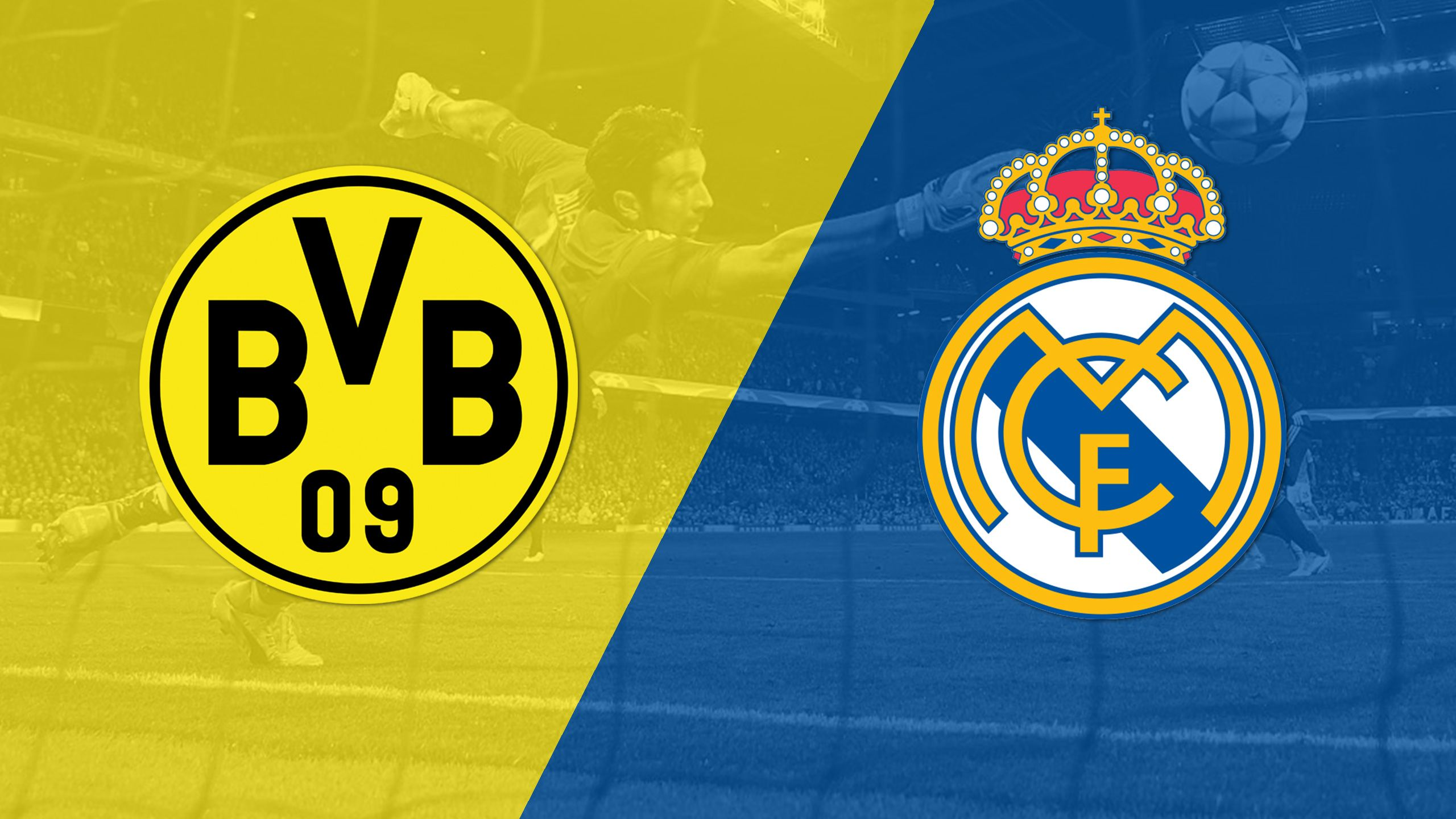 In Spanish - Borussia Dortmund vs. Real Madrid (Fase de Grupos) (UEFA Champions League)