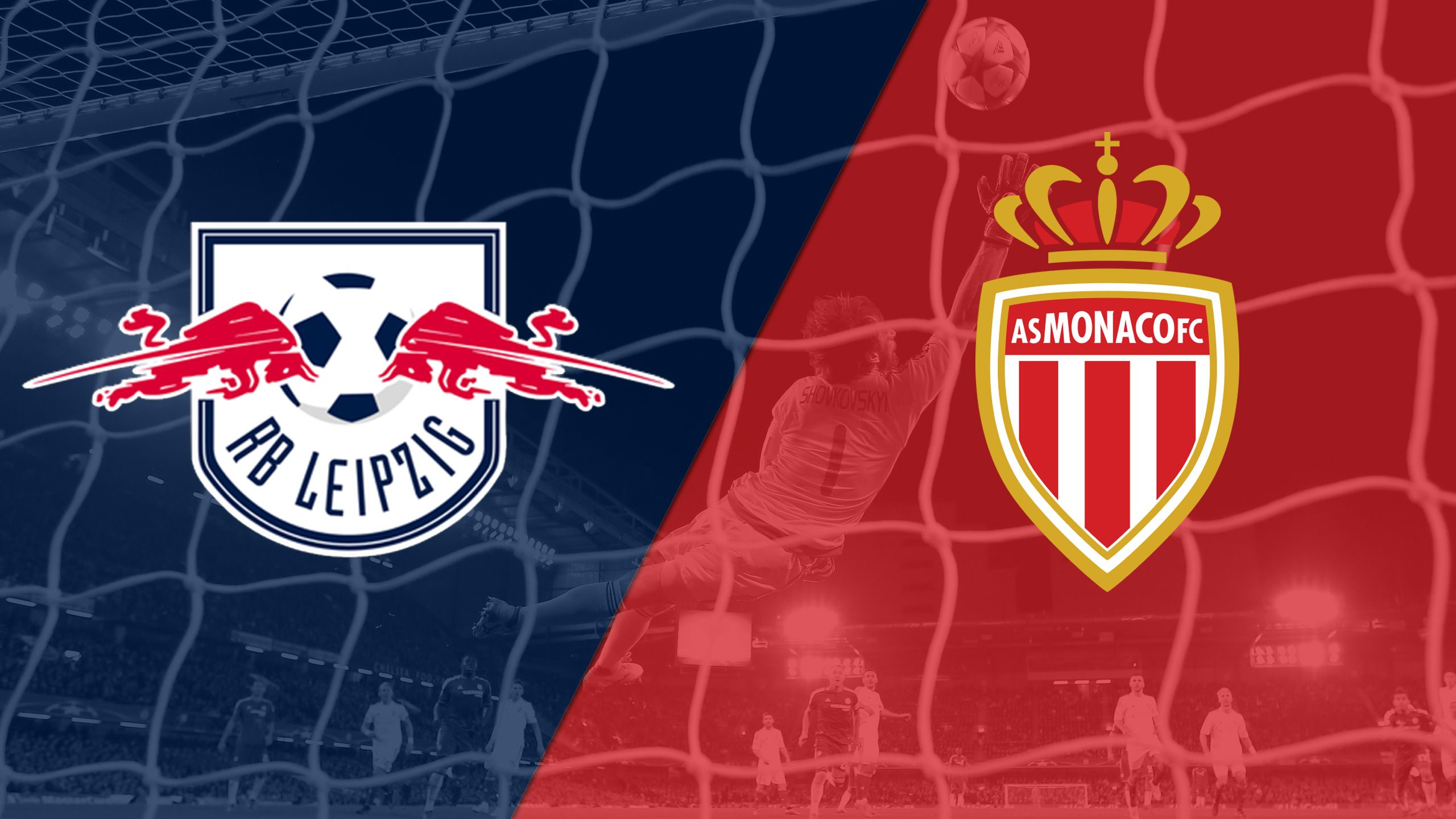 In Spanish - RB Leipzig vs. AS Monaco FC (Group Stage) (UEFA Champions League) (re-air)