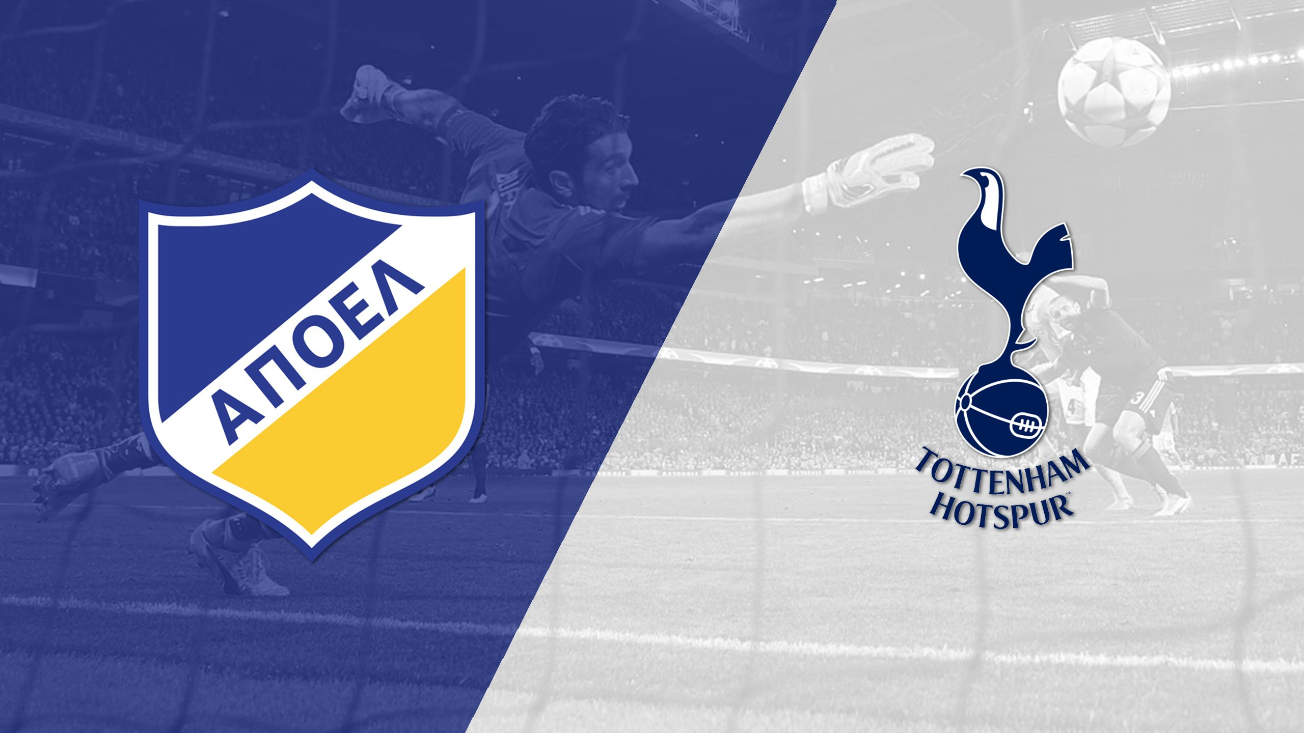 In Spanish - Apoel Nicosia vs. Tottenham Hotspur (Group Stage) (UEFA Champions League)