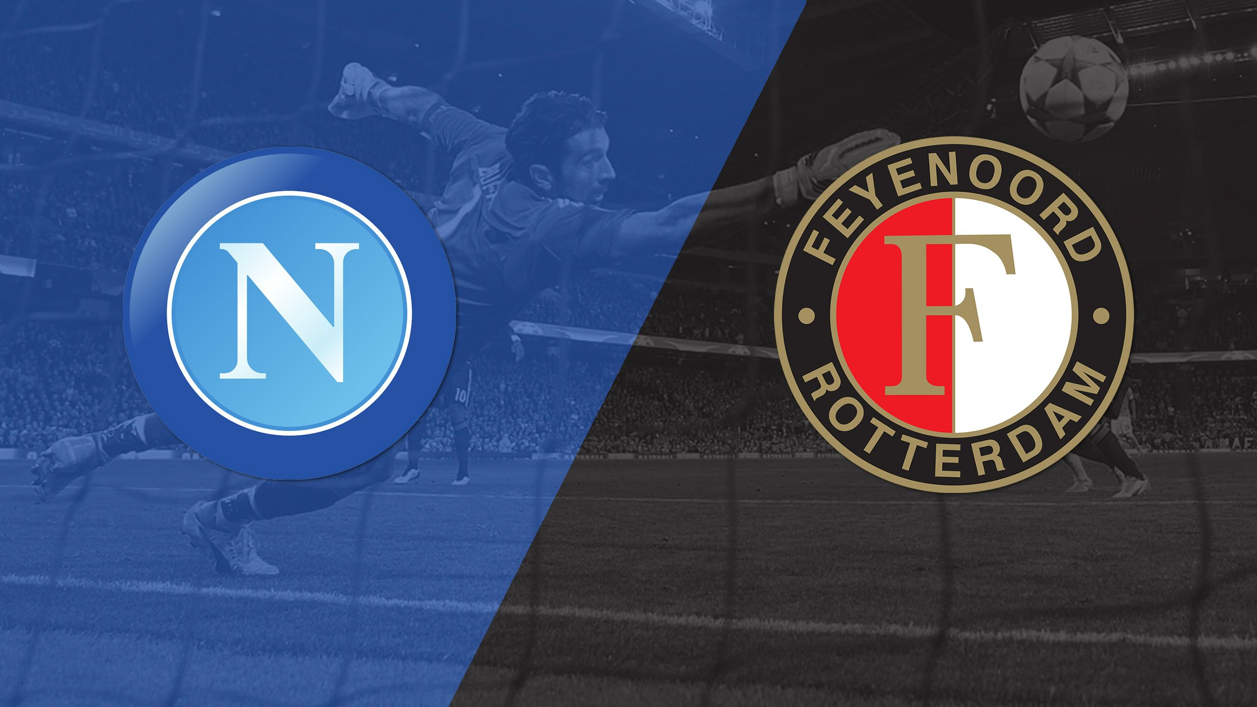 Napoli vs. Feyenoord (Group Stage) (UEFA Champions League)