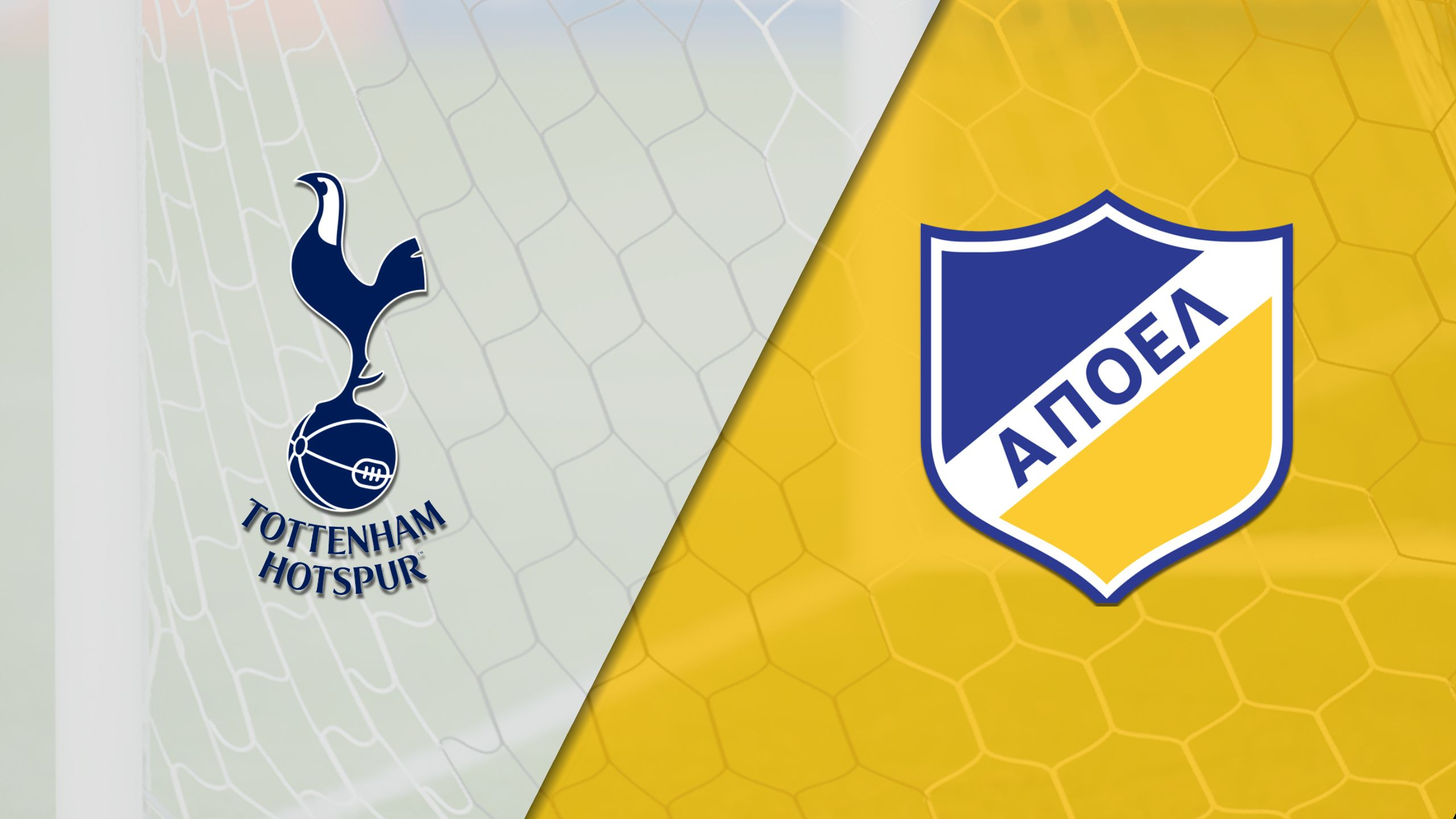 In Spanish - Tottenham Hotspur vs. APOEL (Group Stage) (UEFA Champions League) (re-air)
