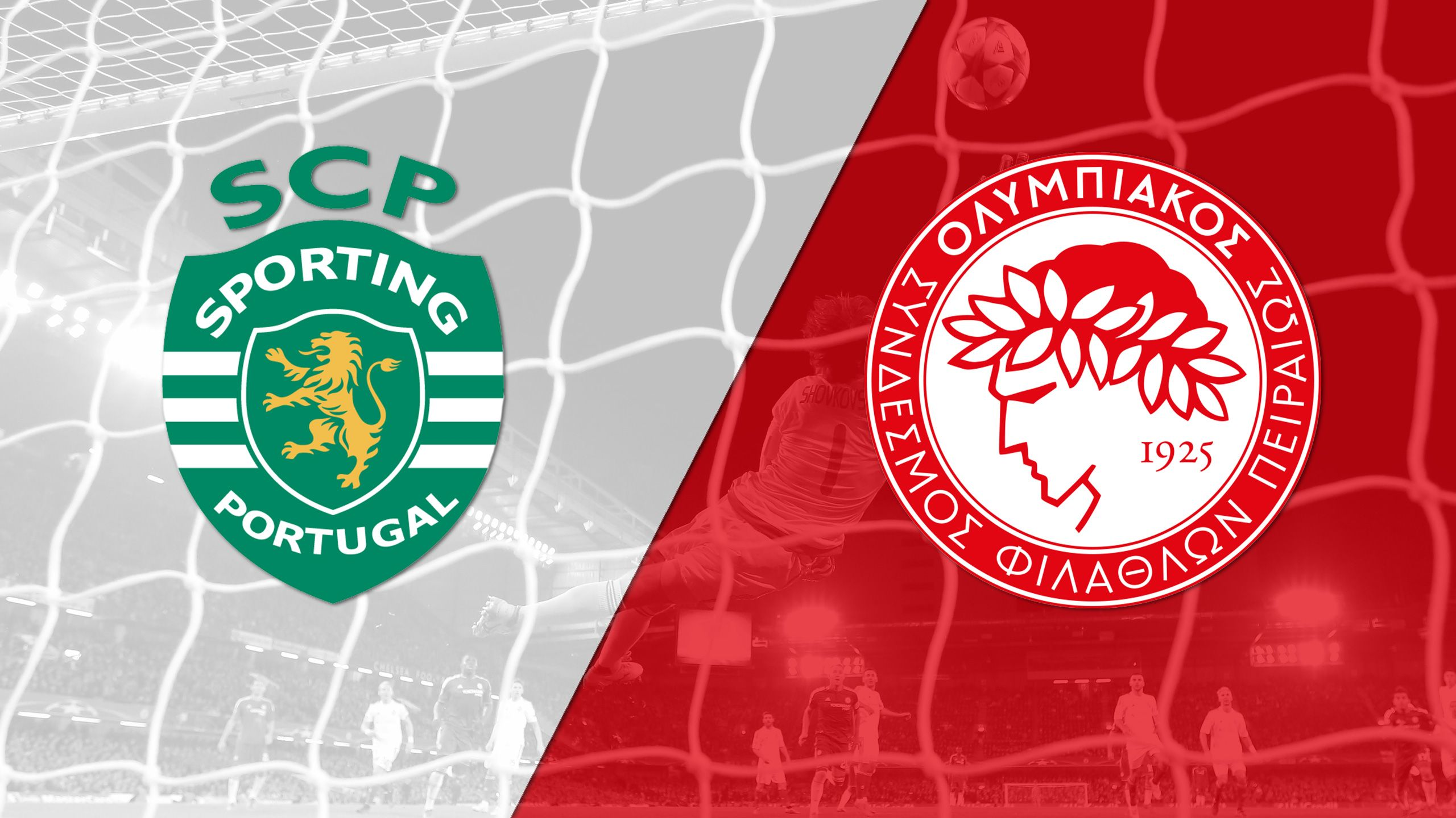 Sporting Clube de Portugal vs. Olympiacos FC (Group Stage #5) (UEFA Champions League)