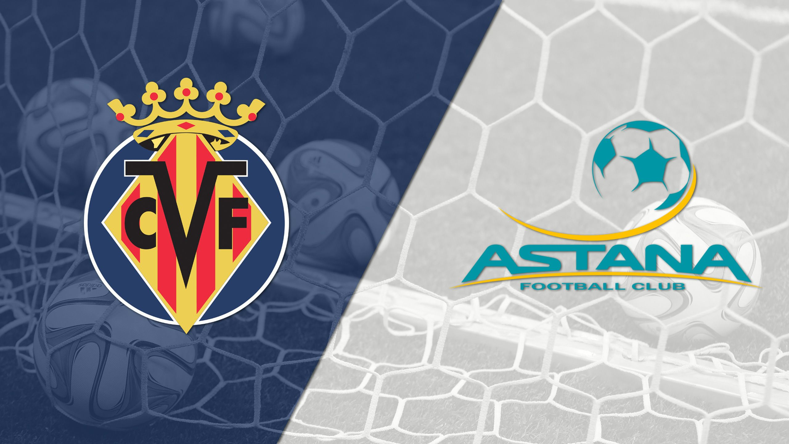 In Spanish - Villarreal CF vs. Astana (Group Stage) (UEFA Europa League) (re-air)