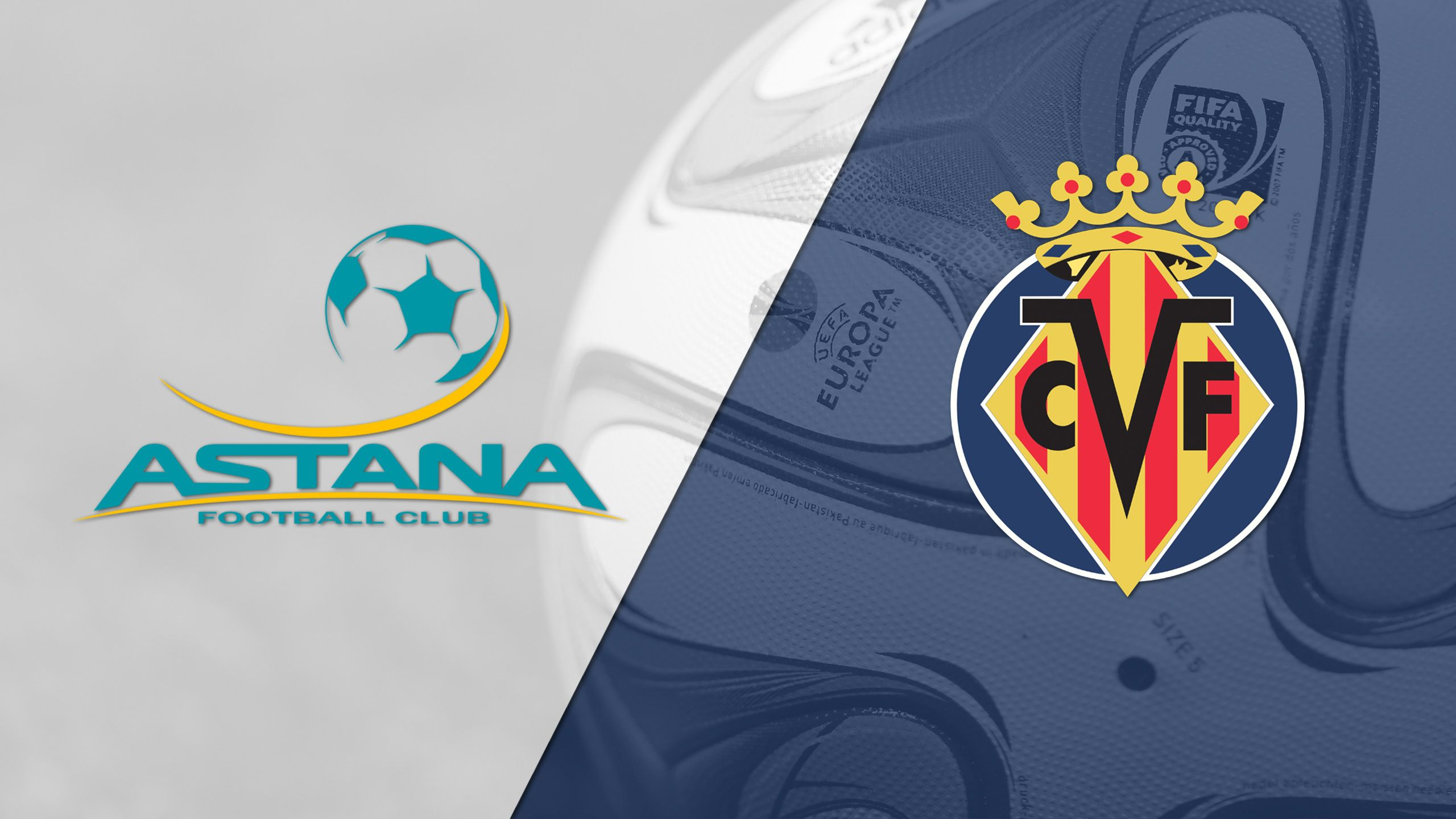 In Spanish - FC Astana vs. Villarreal CF (Group Stage #5) (UEFA Europa League)