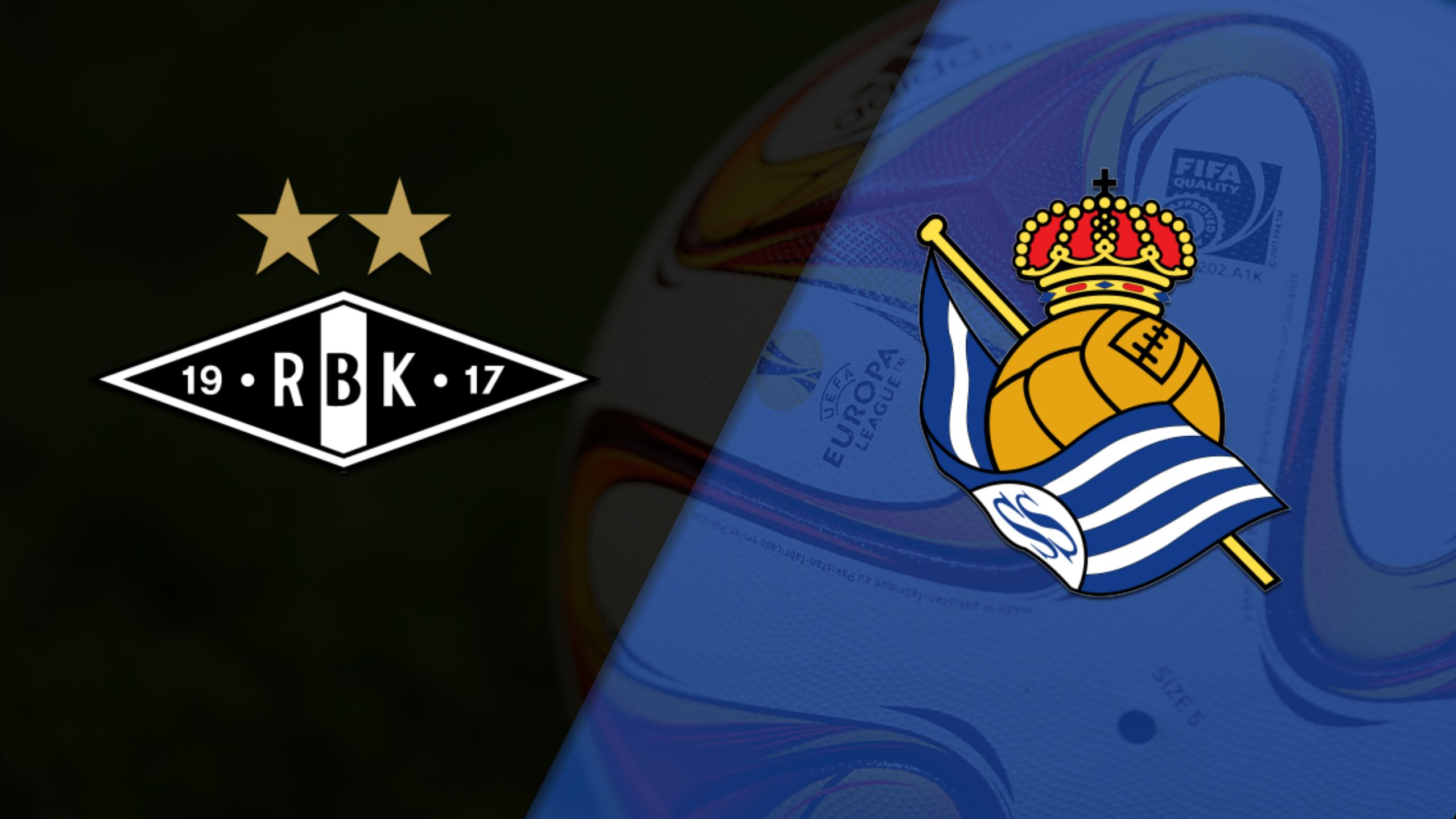 In Spanish - Rosenborg vs. Real Sociedad (Group Stage #5) (UEFA Europa League)