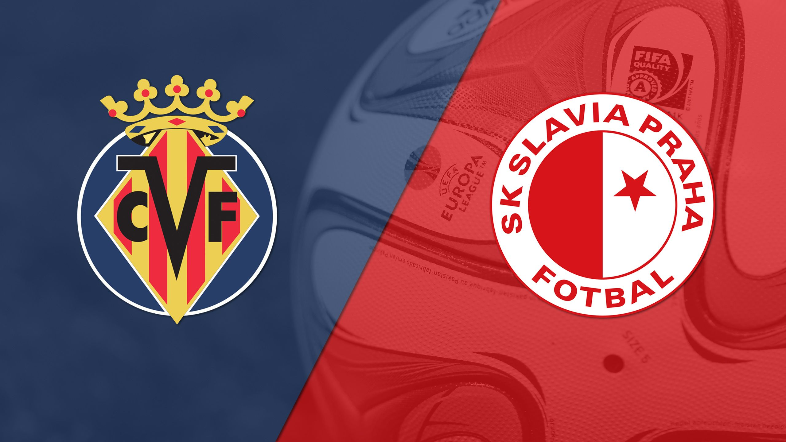 In Spanish - Villarreal vs. Sk Slavia Praha (Group Stage #3) (UEFA Europa League)