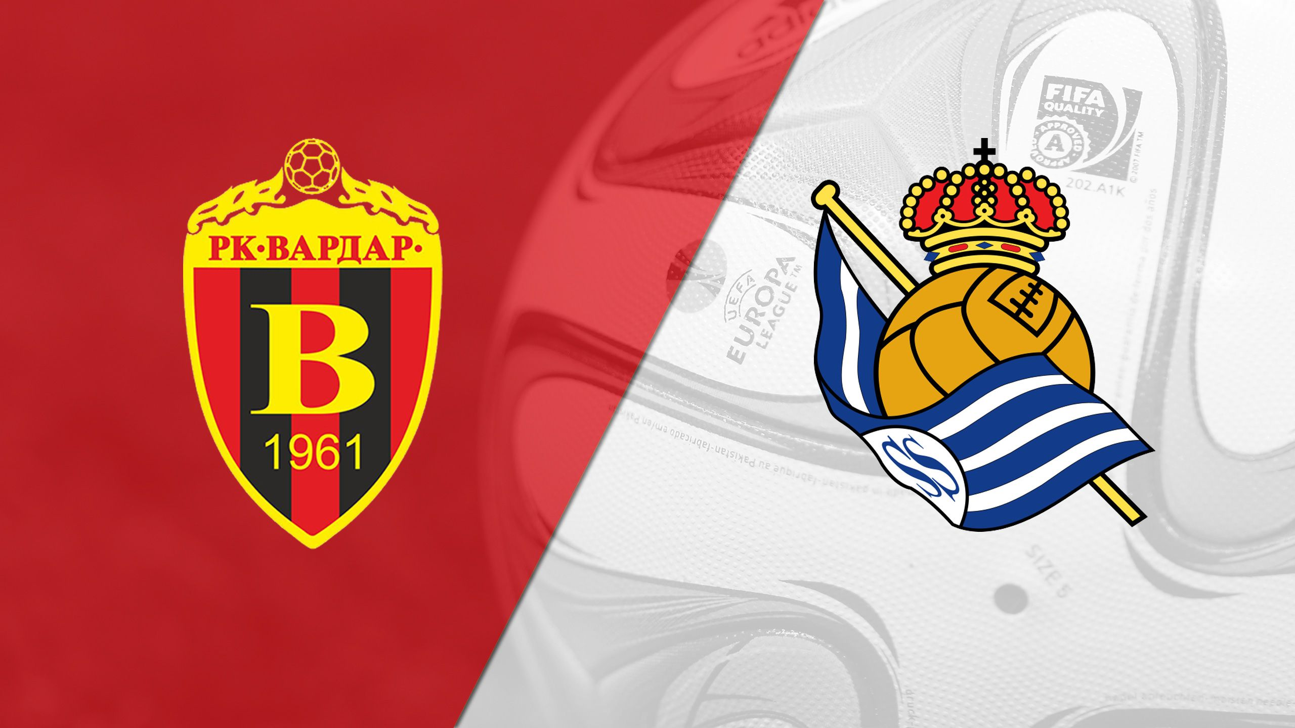 In Spanish - Vardar Skopje vs. Real Sociedad (Group Stage #3) (UEFA Europa League)