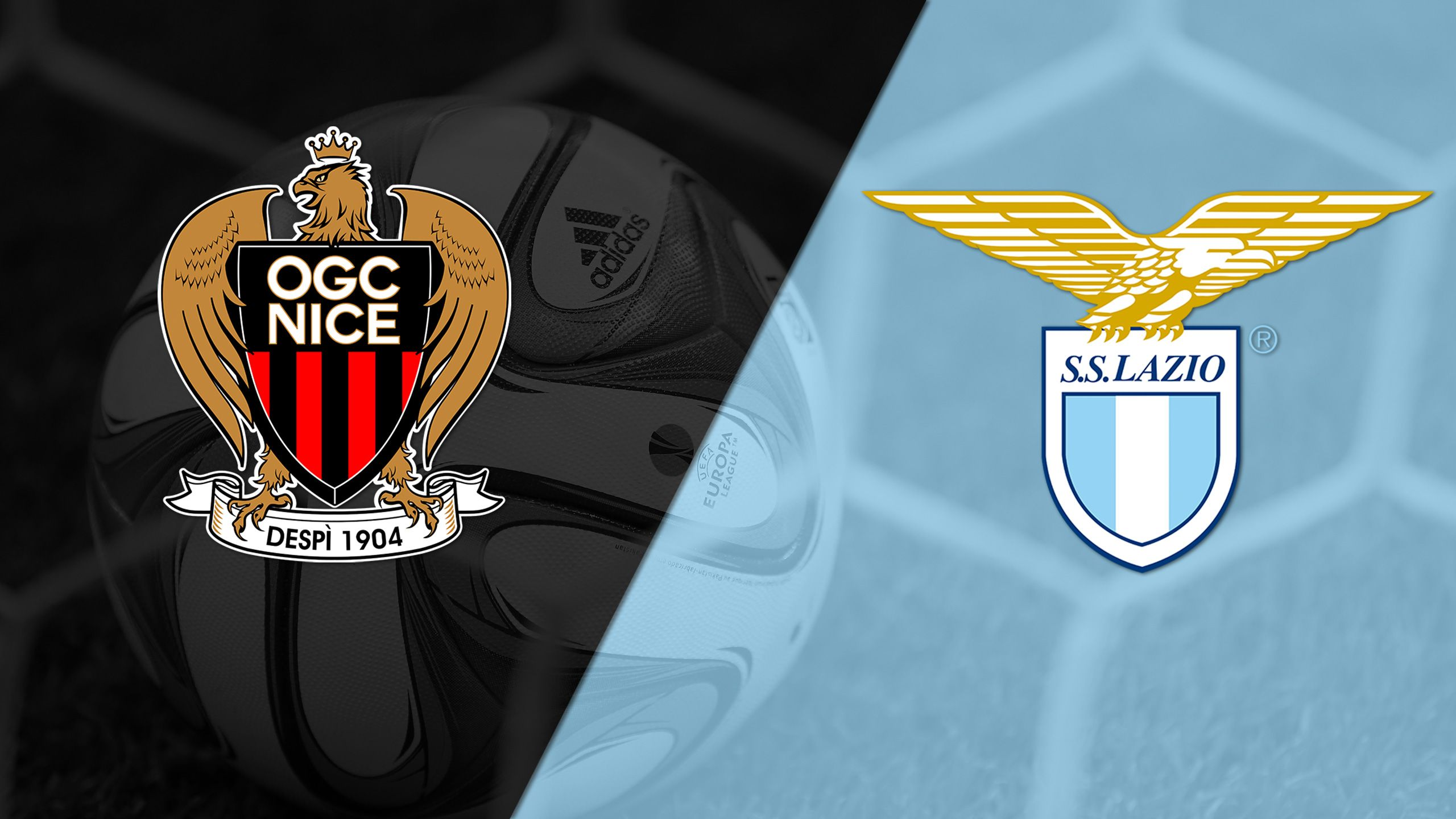 In Spanish - OGC Nice vs. Lazio (Group Stage #3) (UEFA Europa League)