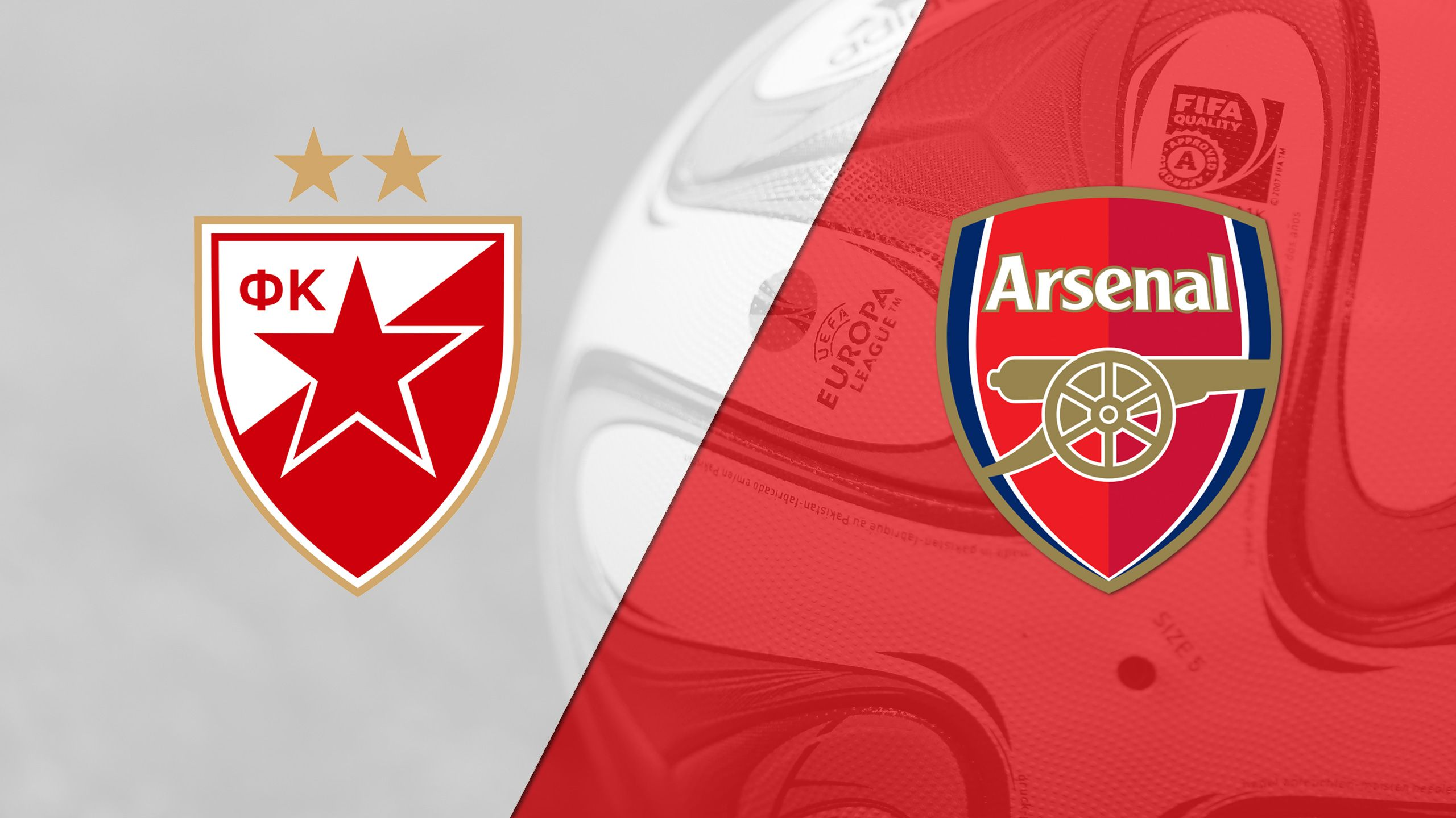 In Spanish - Crvena Zvezda Telekom Belgrade vs. Arsenal (Group Stage #3) (UEFA Europa League)