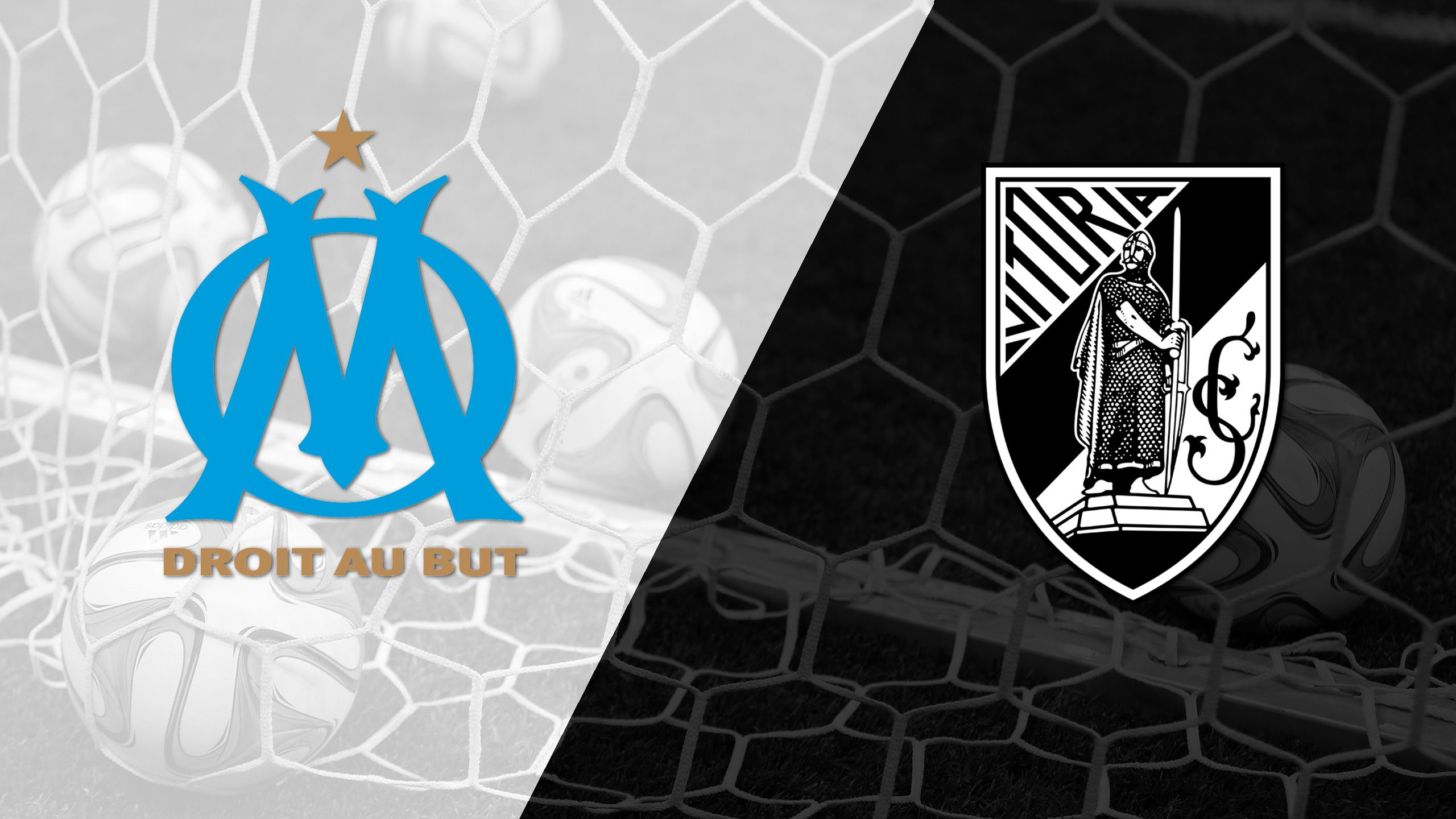 In Spanish - Olympique de Marseille vs. Vitoria SC (Group Stage #3) (UEFA Europa League)