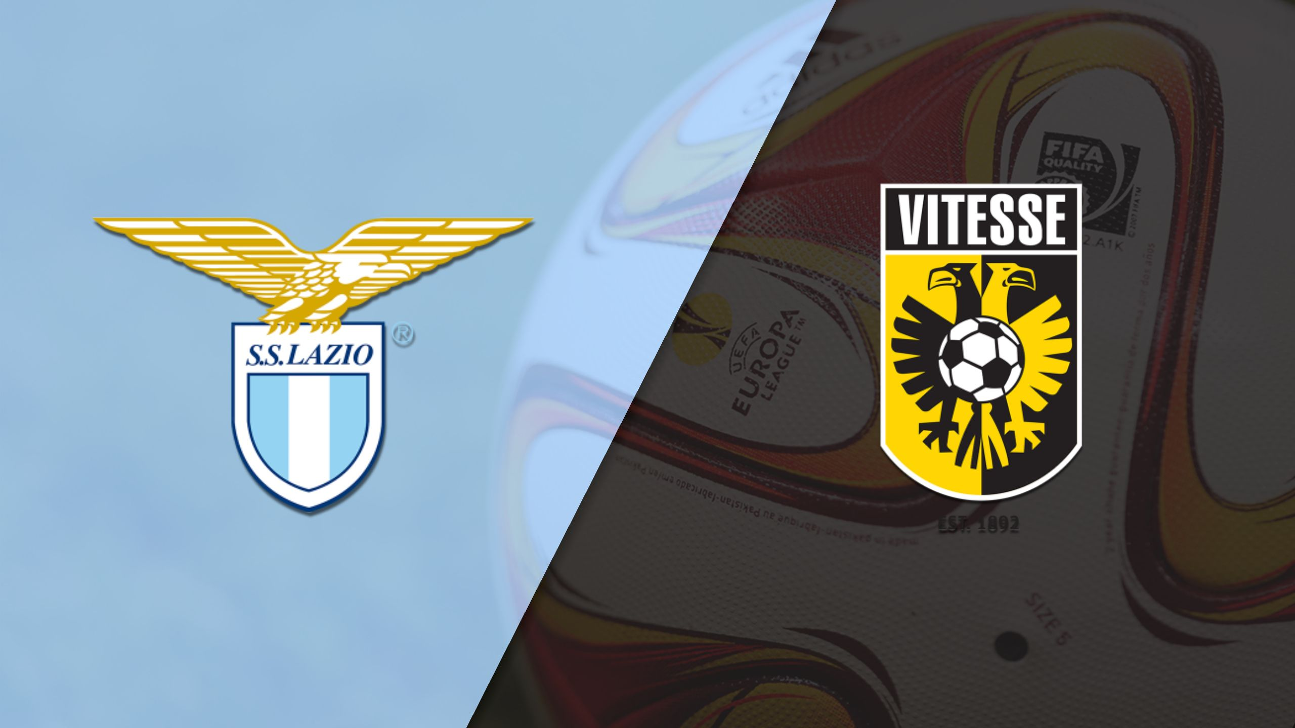 In Spanish - Lazio vs. Vitesse (Group Stage #5) (UEFA Europa League)