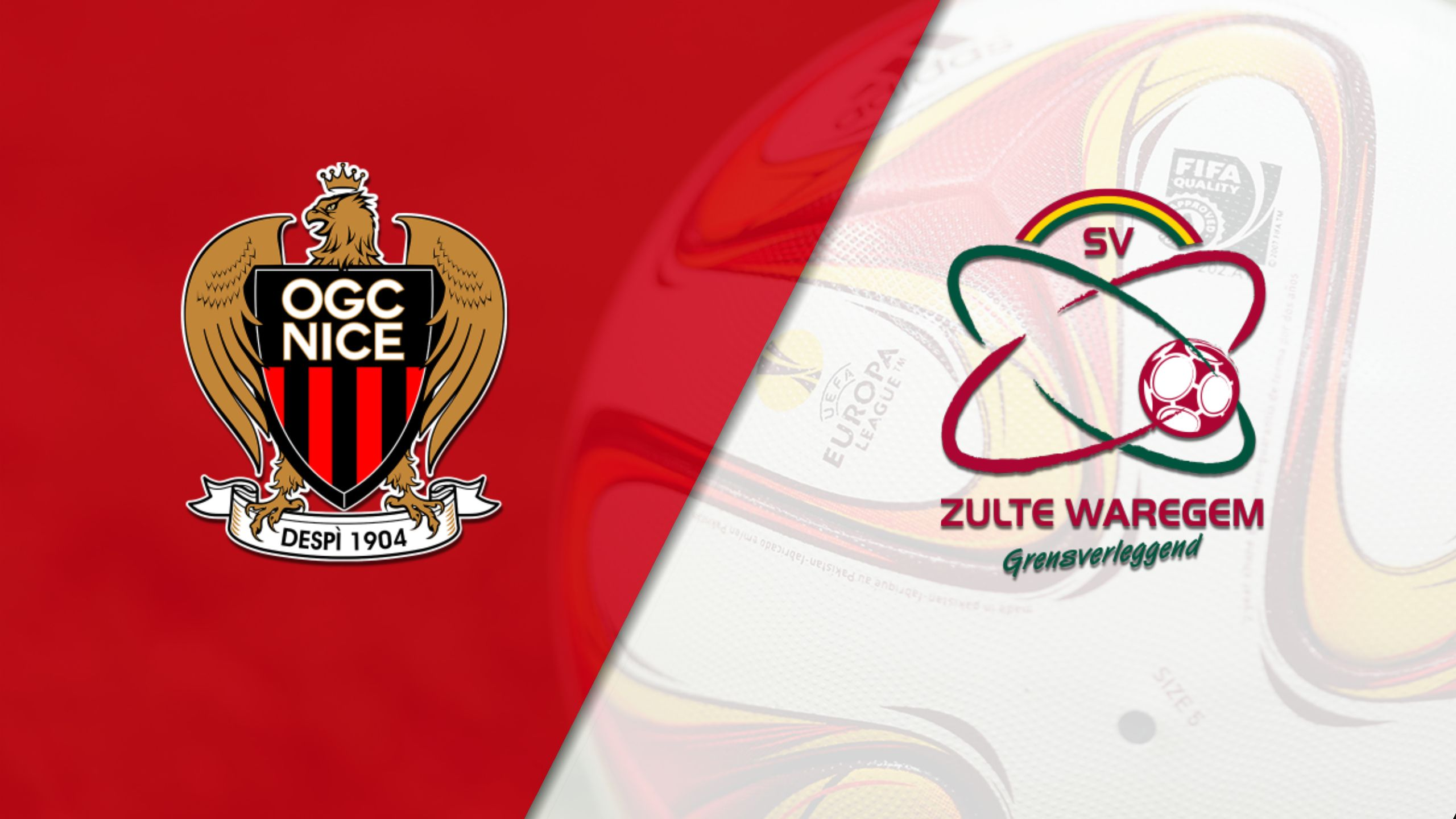 In Spanish - OGC Nice vs. Zulte Waregem (Group Stage #5) (UEFA Europa League)