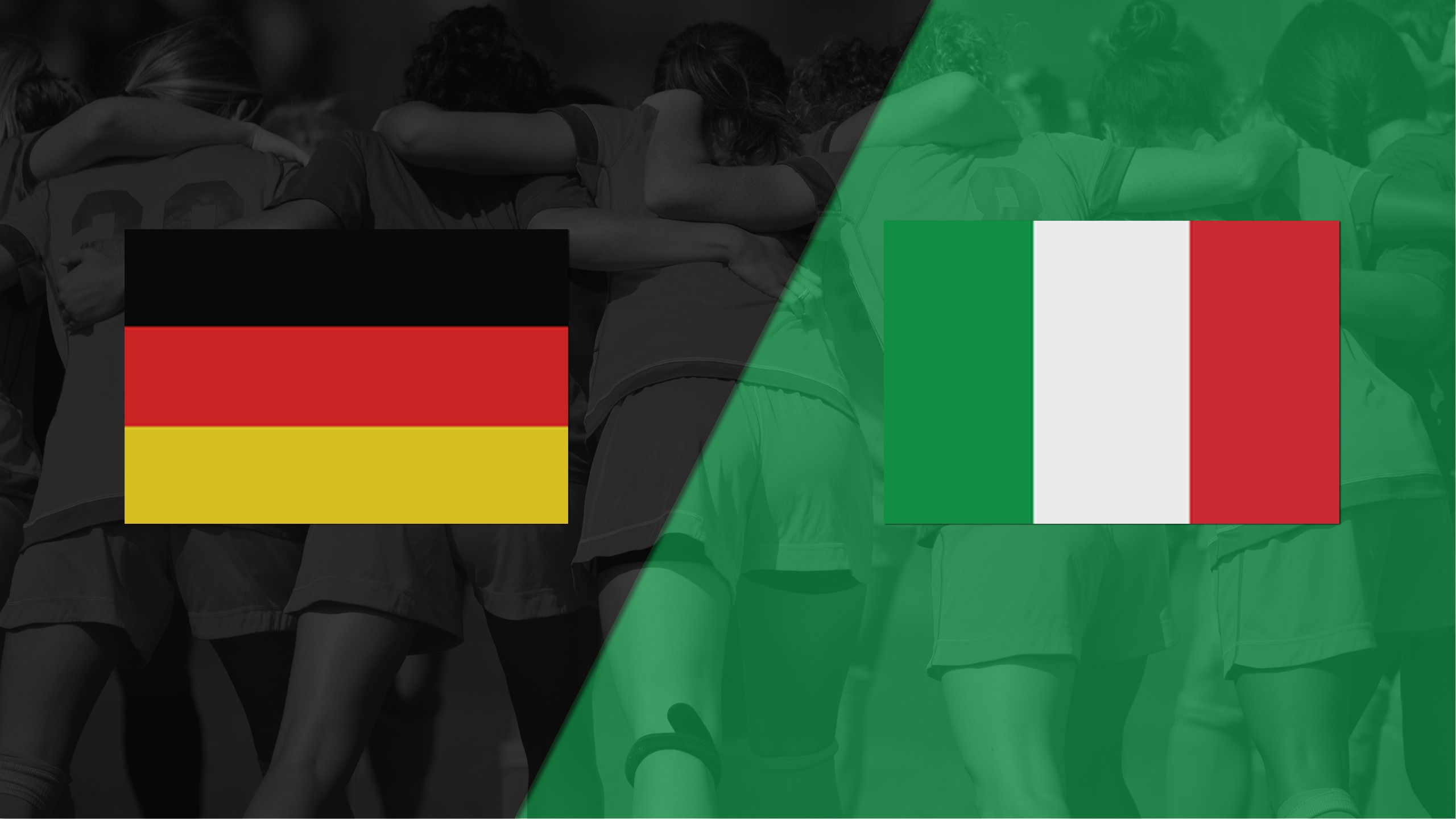 Germany vs. Italy (Group Stage) (UEFA Women's EURO 2017)