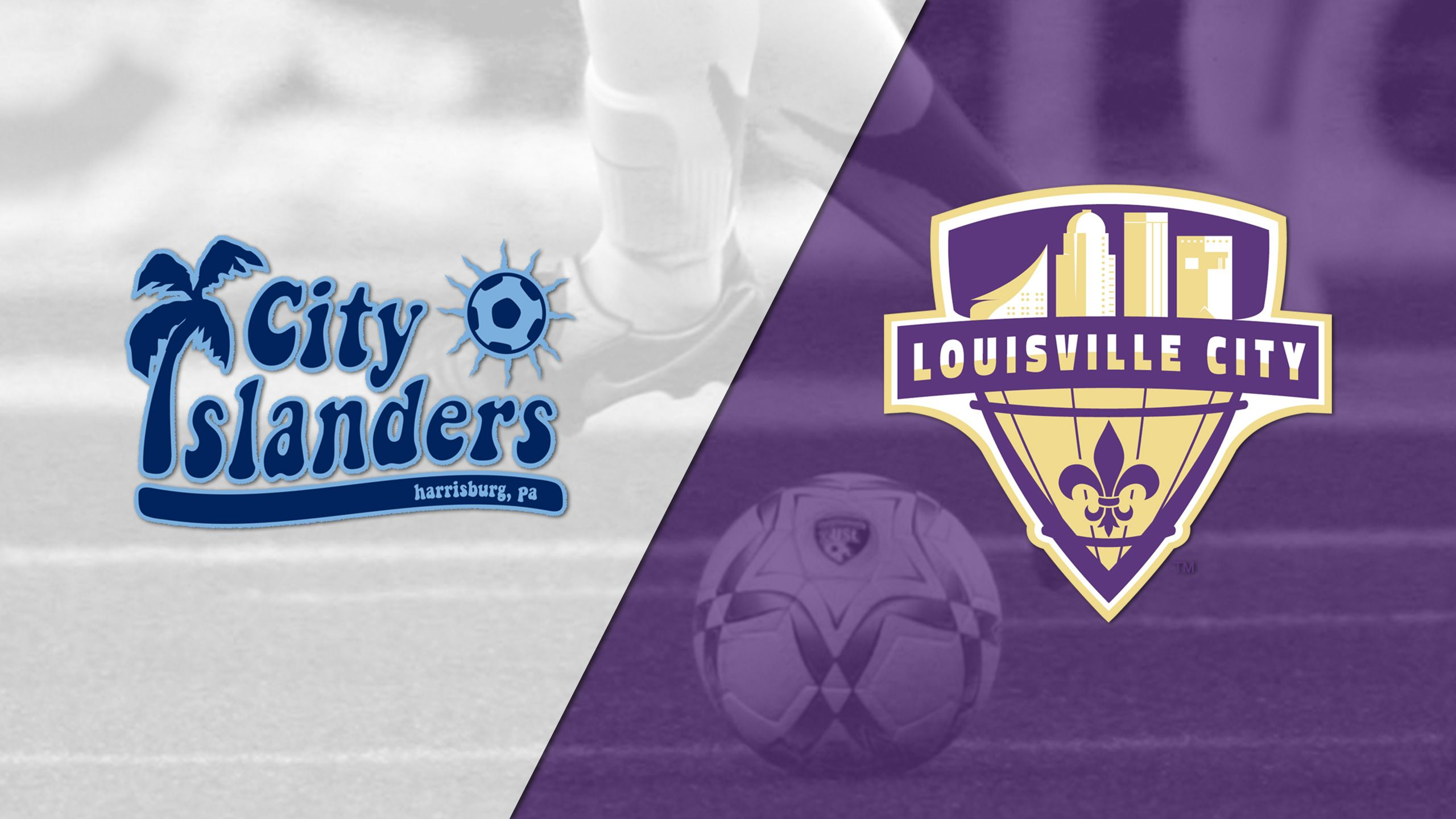 Harrisburg City Islanders vs. Louisville City FC