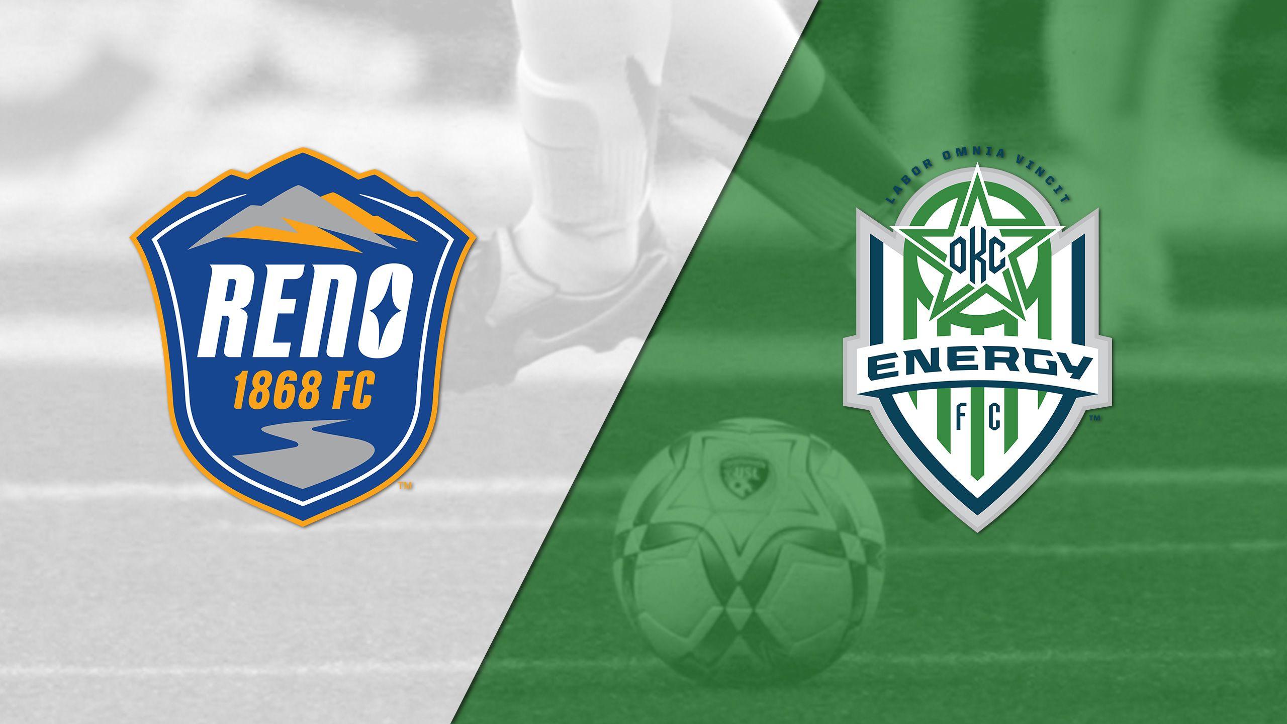 Reno 1868 FC vs. OKC Energy FC