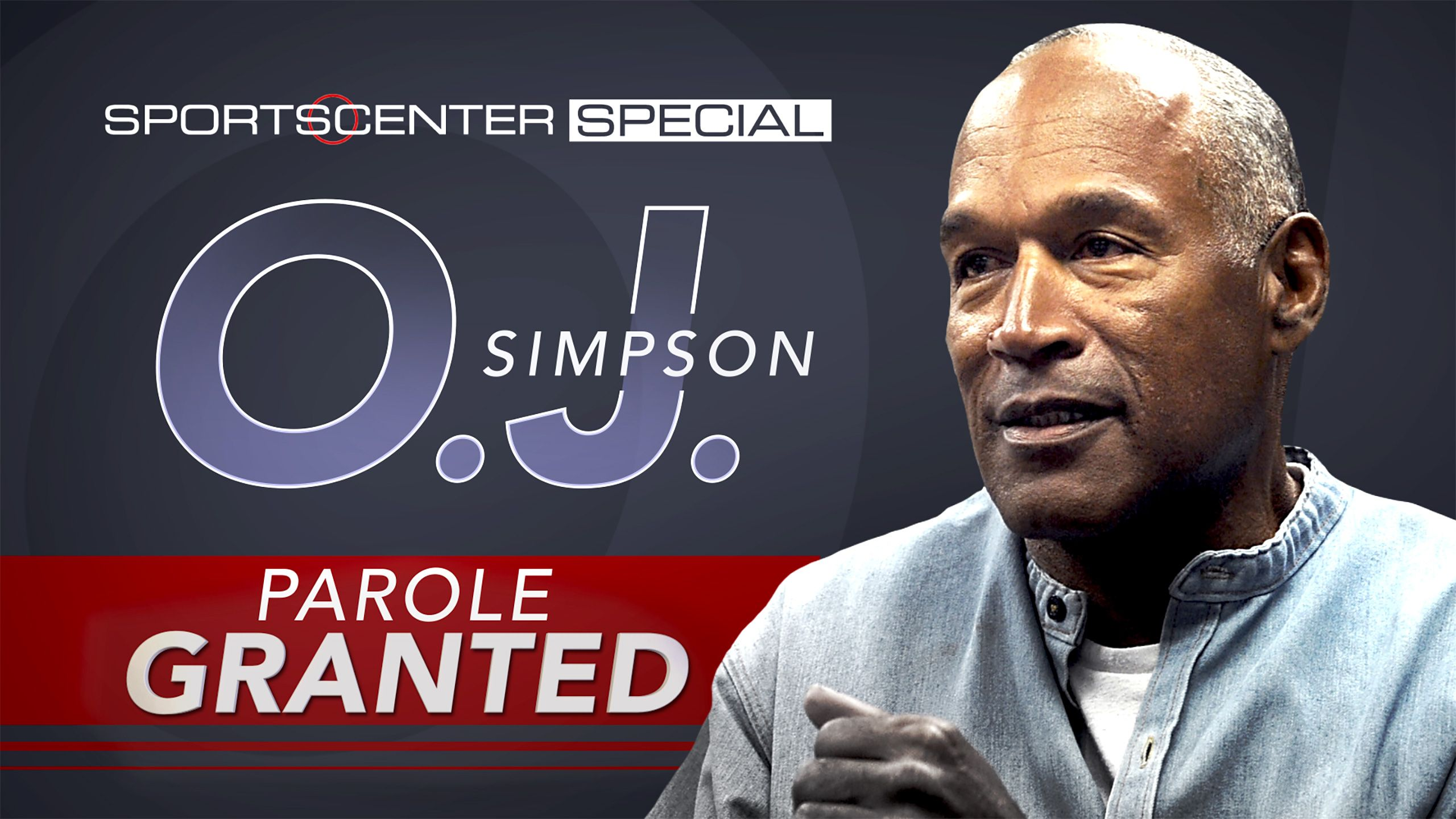 SportsCenter Special: OJ Simpson Parole Hearing