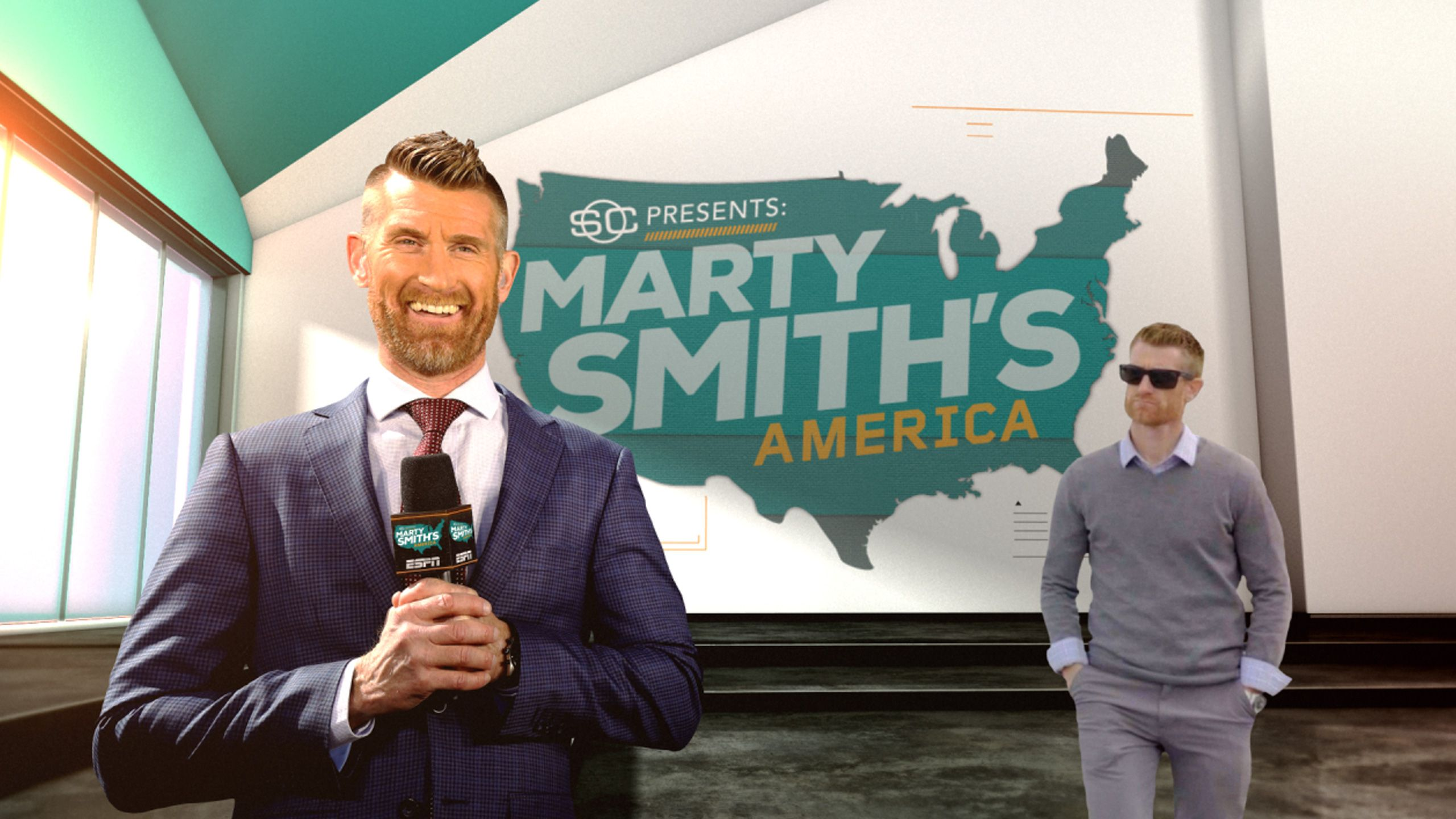 Marty Smith's America