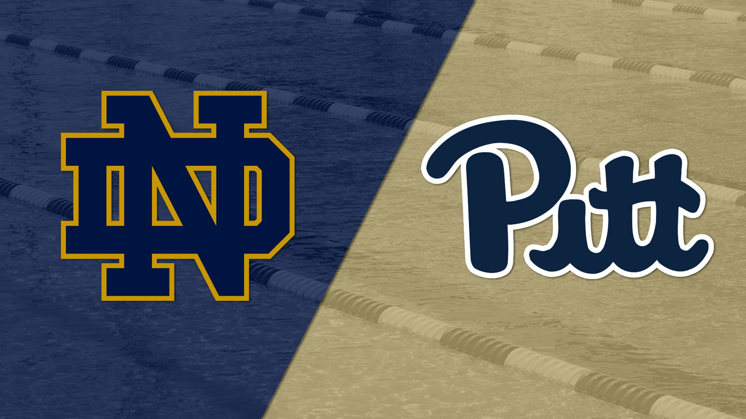 Notre Dame vs. Pittsburgh (Swimming)