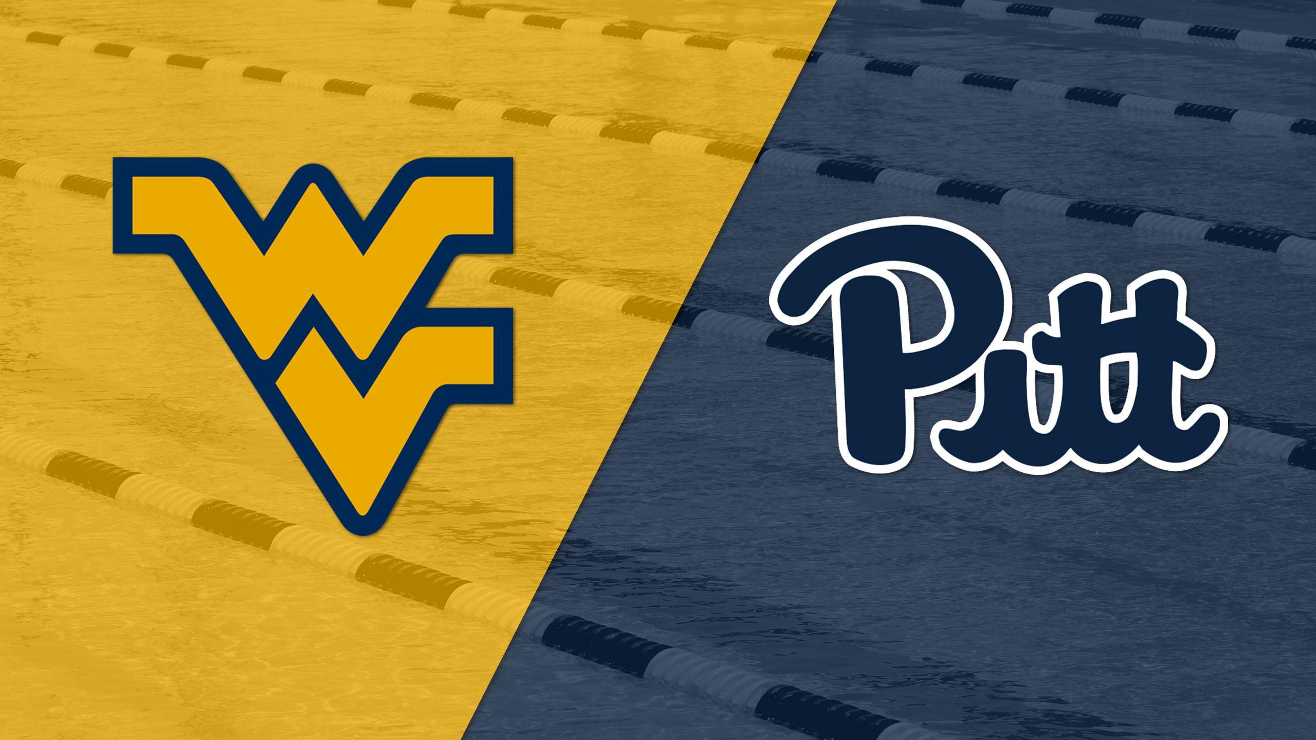 West Virginia vs. Pittsburgh (Swimming)