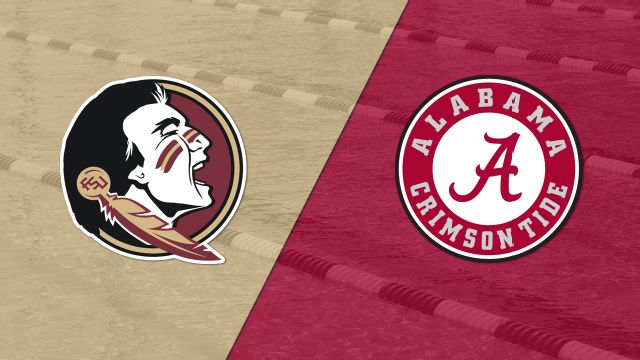 Florida State vs. Alabama (Swimming)