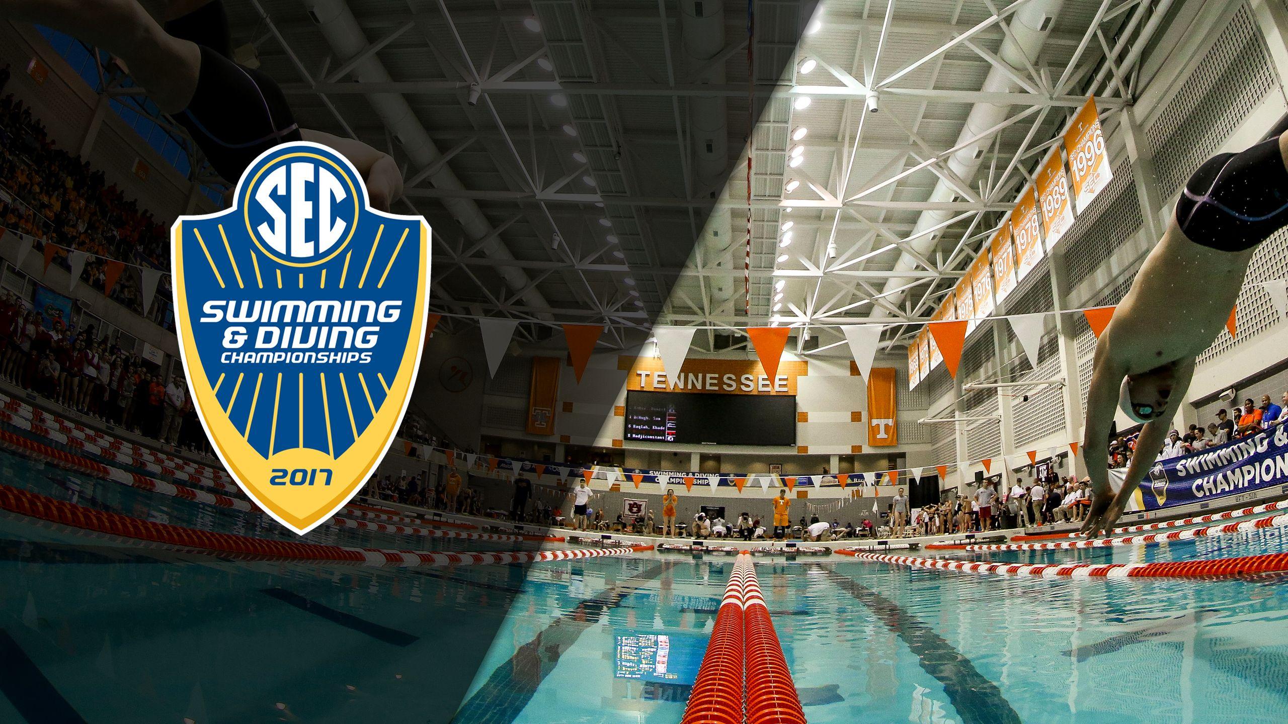 2017 SEC Swimming & Diving Championship