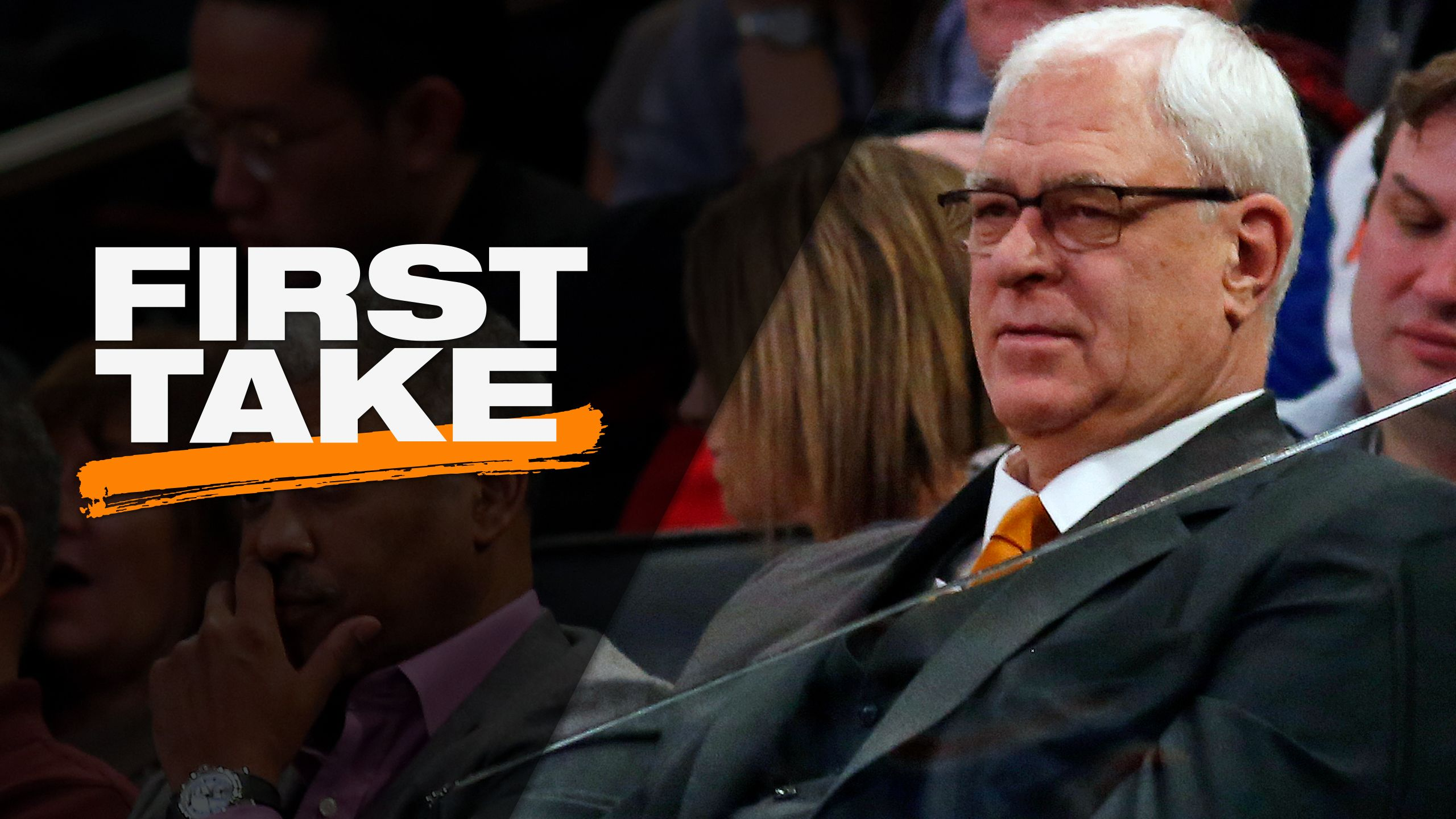 First Take Presented by Bai