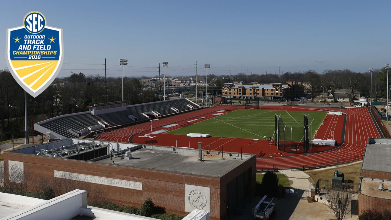 SEC Outdoor Track and Field Championships