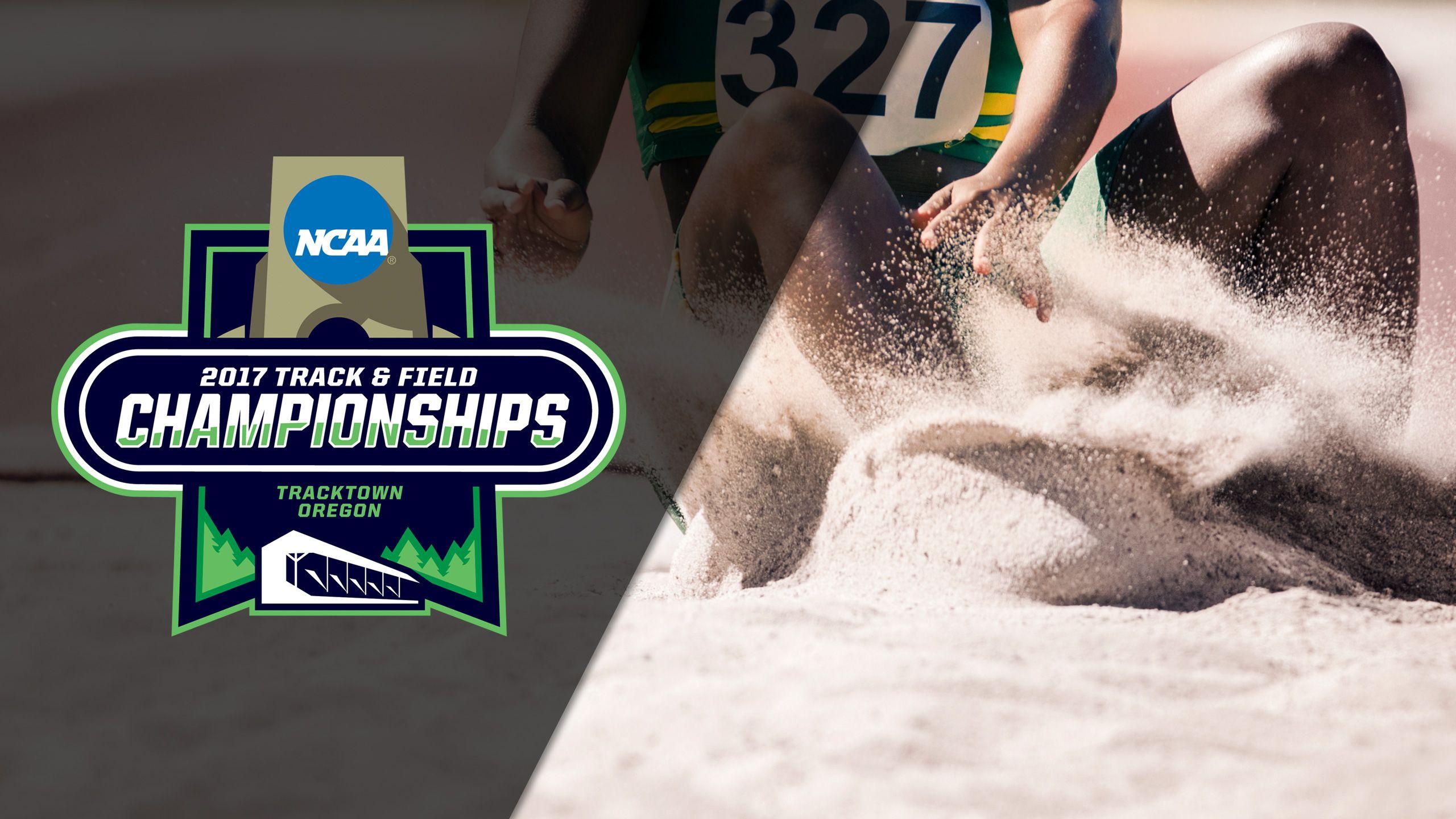 NCAA Track & Field Outdoor Championships - Women's Triple Jump Trials (Flight 2) & Final