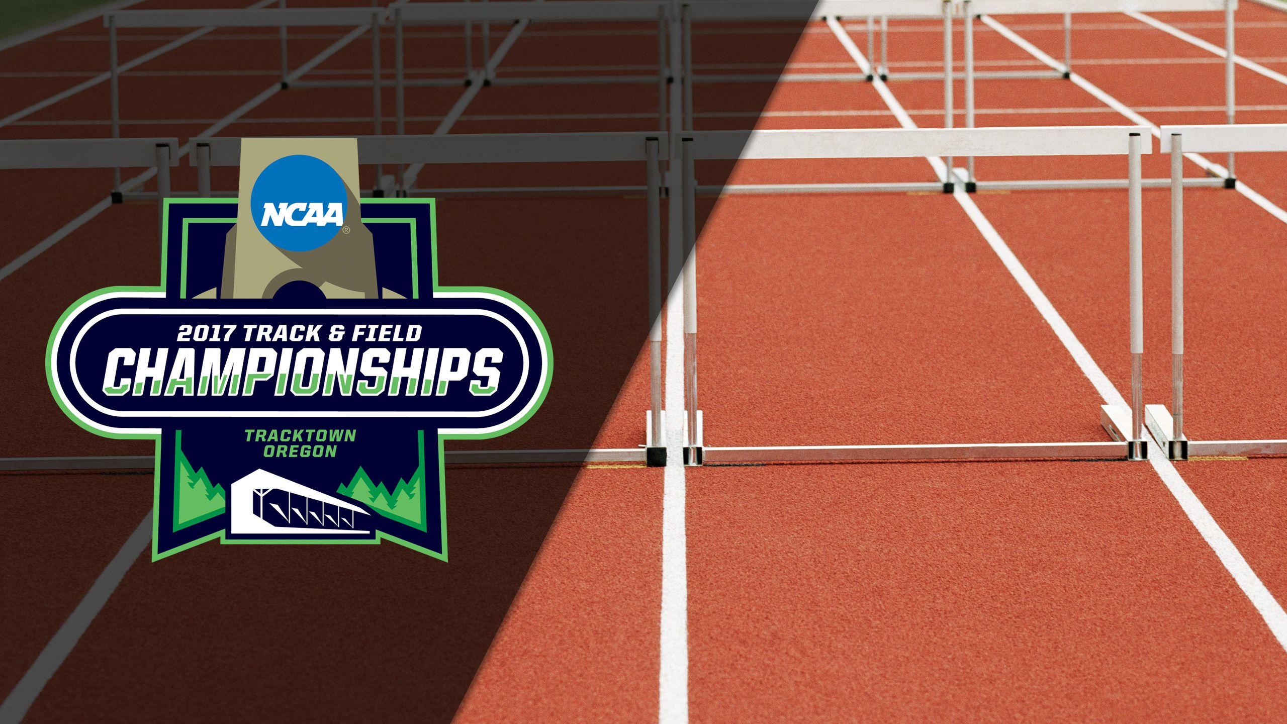 NCAA Track & Field Outdoor Championships - Heptathlon: 100H, High Jump (Flight 2)