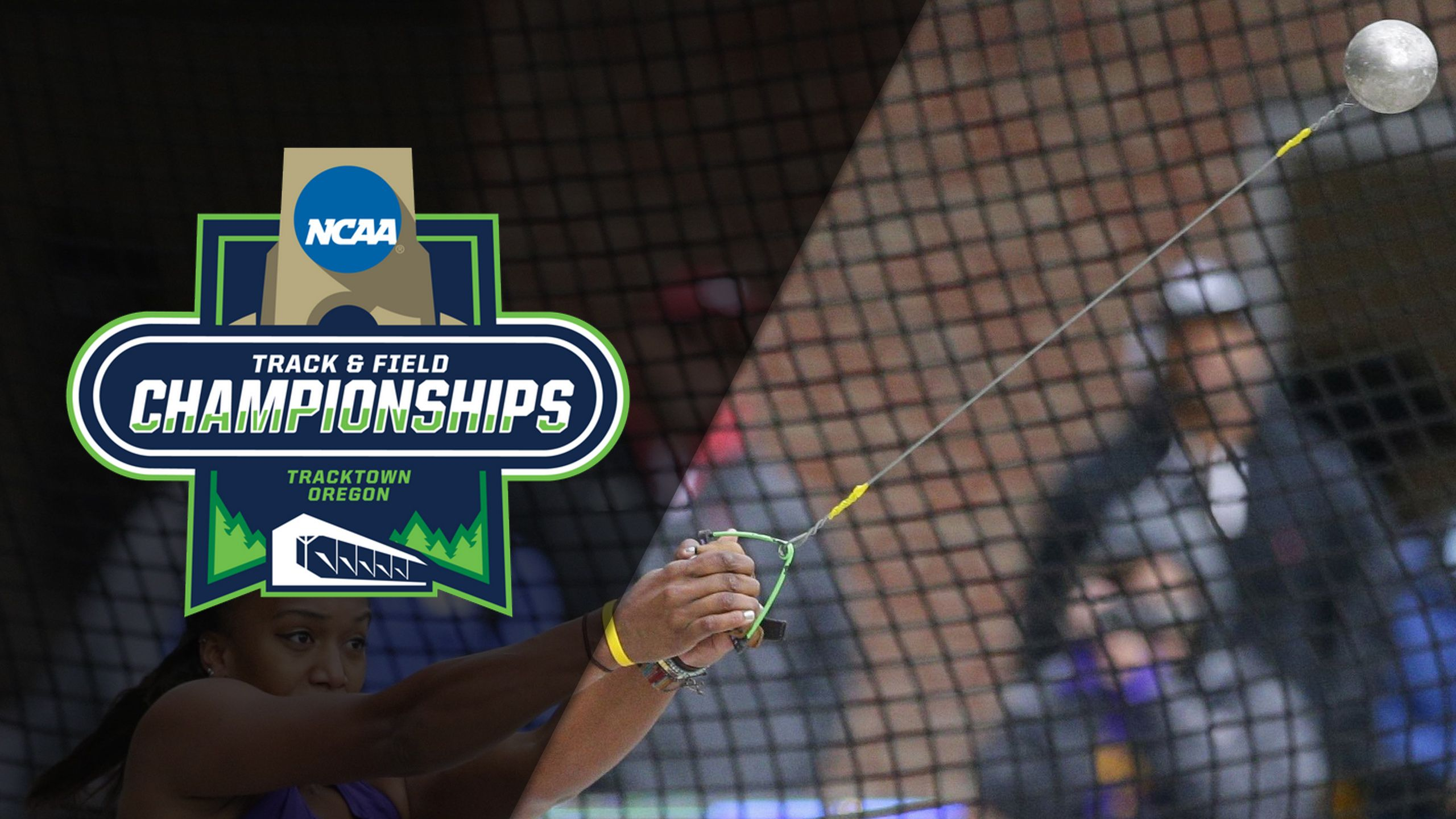 NCAA Track & Field Outdoor Championships - Women's Hammer Throw Final