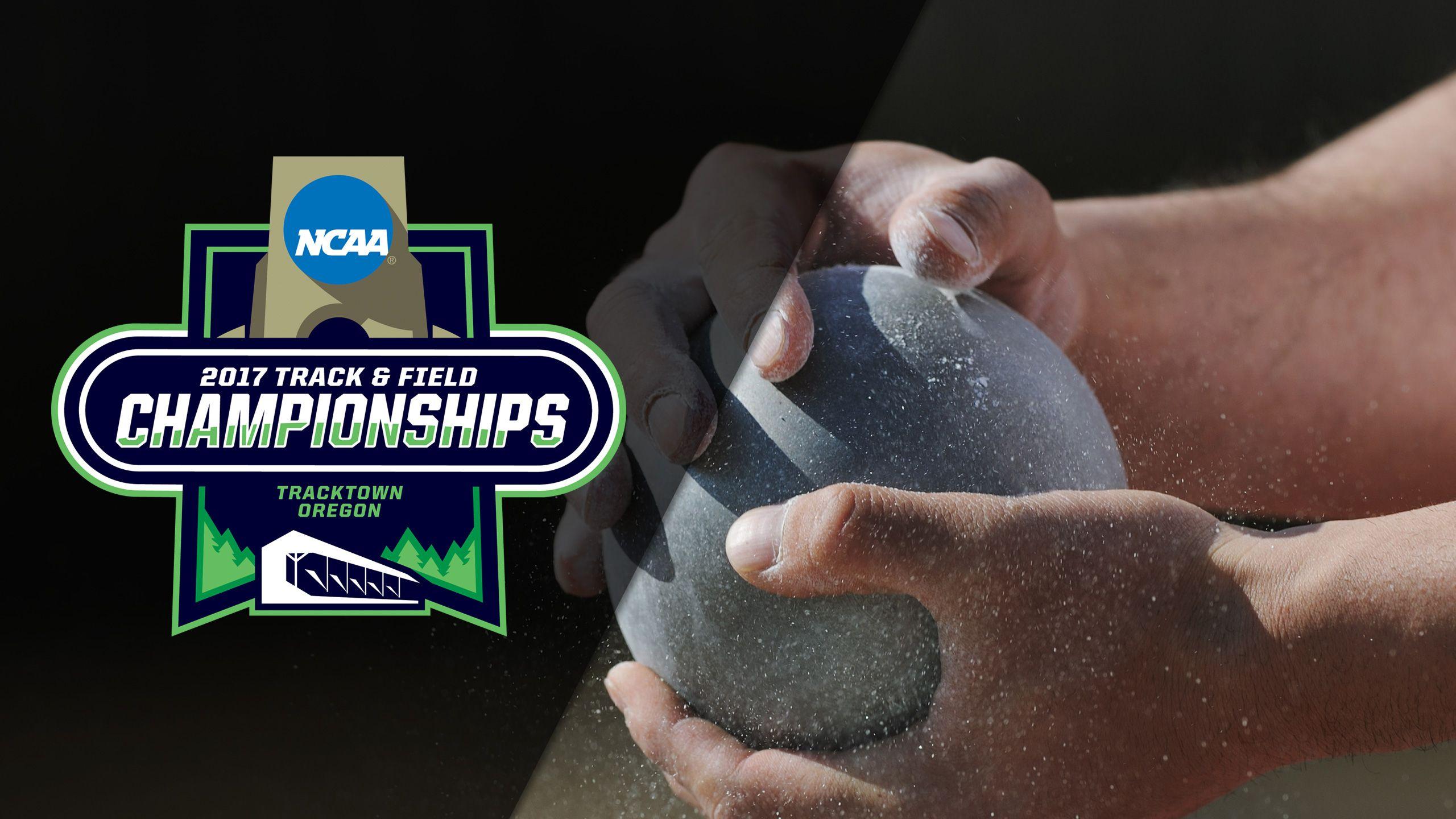 NCAA Track & Field Outdoor Championships - Men's Shot Put Trials (Flight 2) & Final
