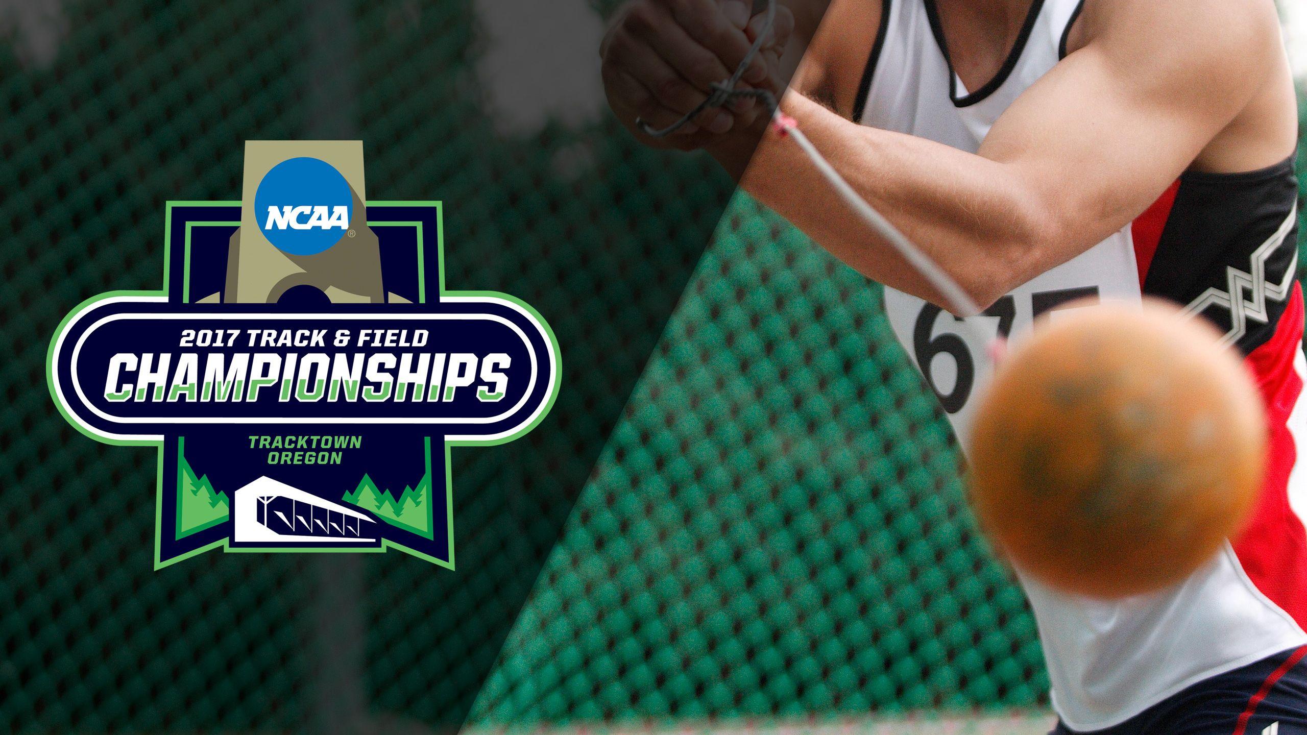 NCAA Track & Field Outdoor Championships - Men's Hammer Throw Final