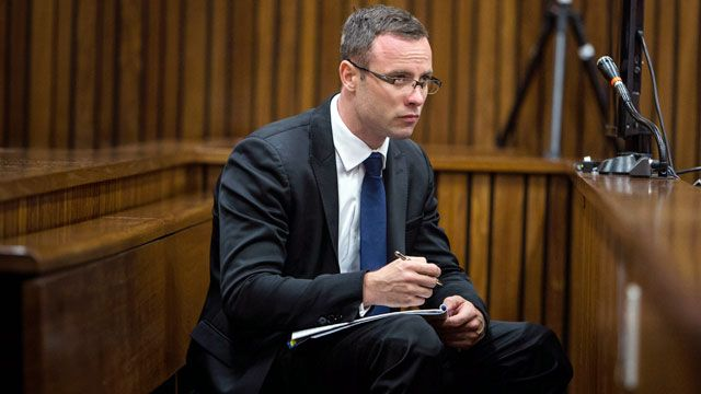 The Oscar Pistorius Trial (Day 13)