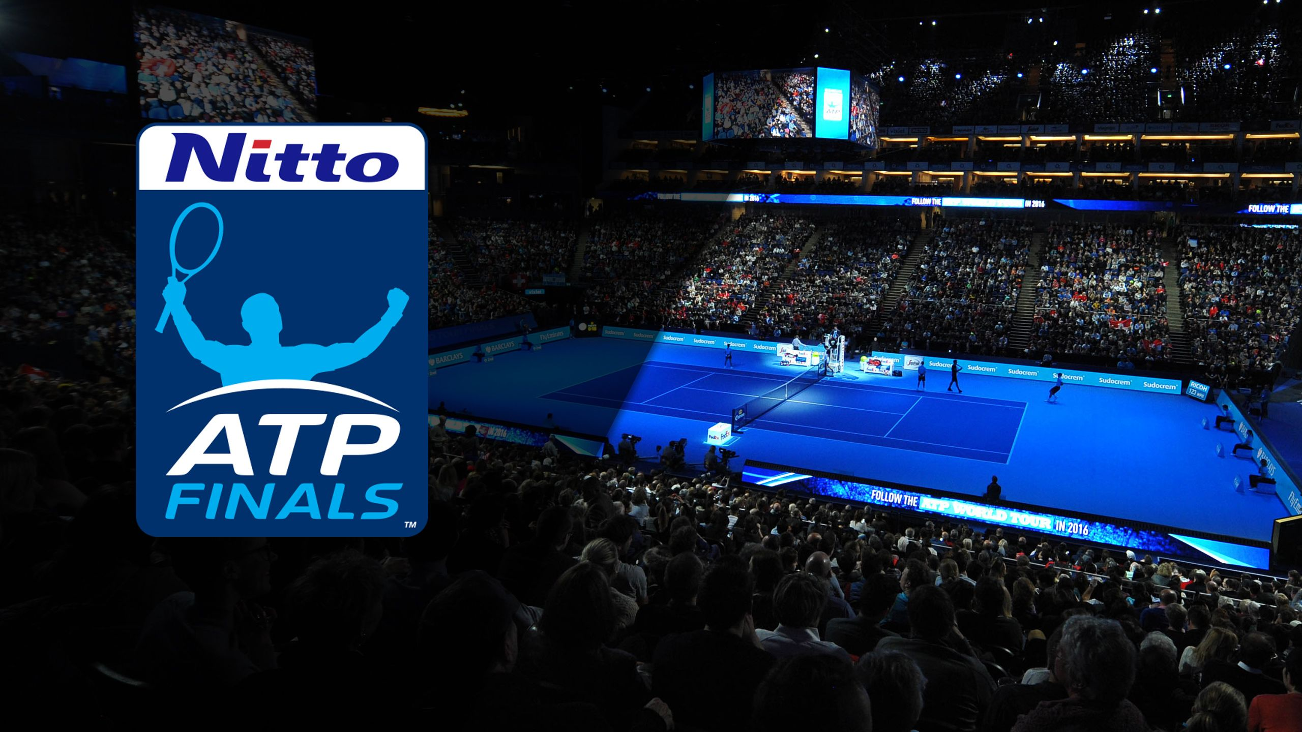 R. Harrison/M. Venus vs. L. Kubot/M. Melo - Nitto ATP Finals (Doubles Semifinal #1)