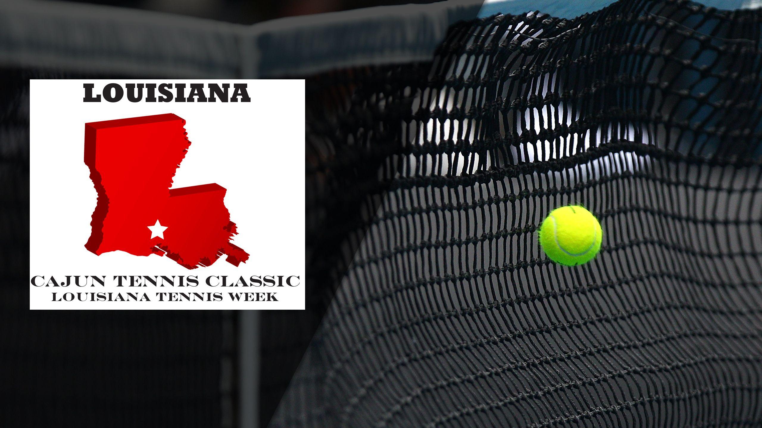 John Breaux Tennis Classic Finals (Championship)