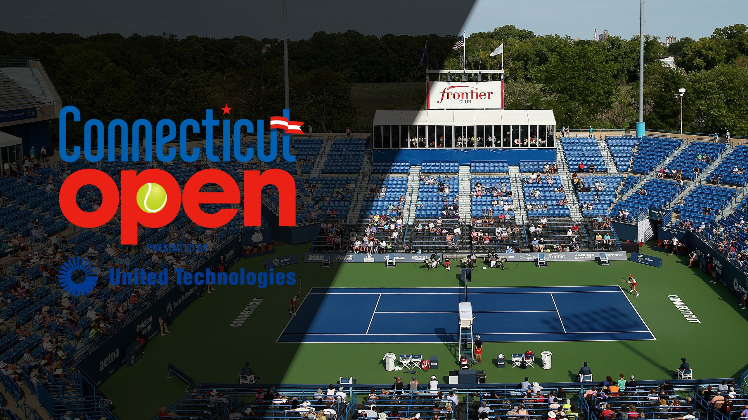 2017 US Open Series - Connecticut Open presented by United Technologies (First Round)