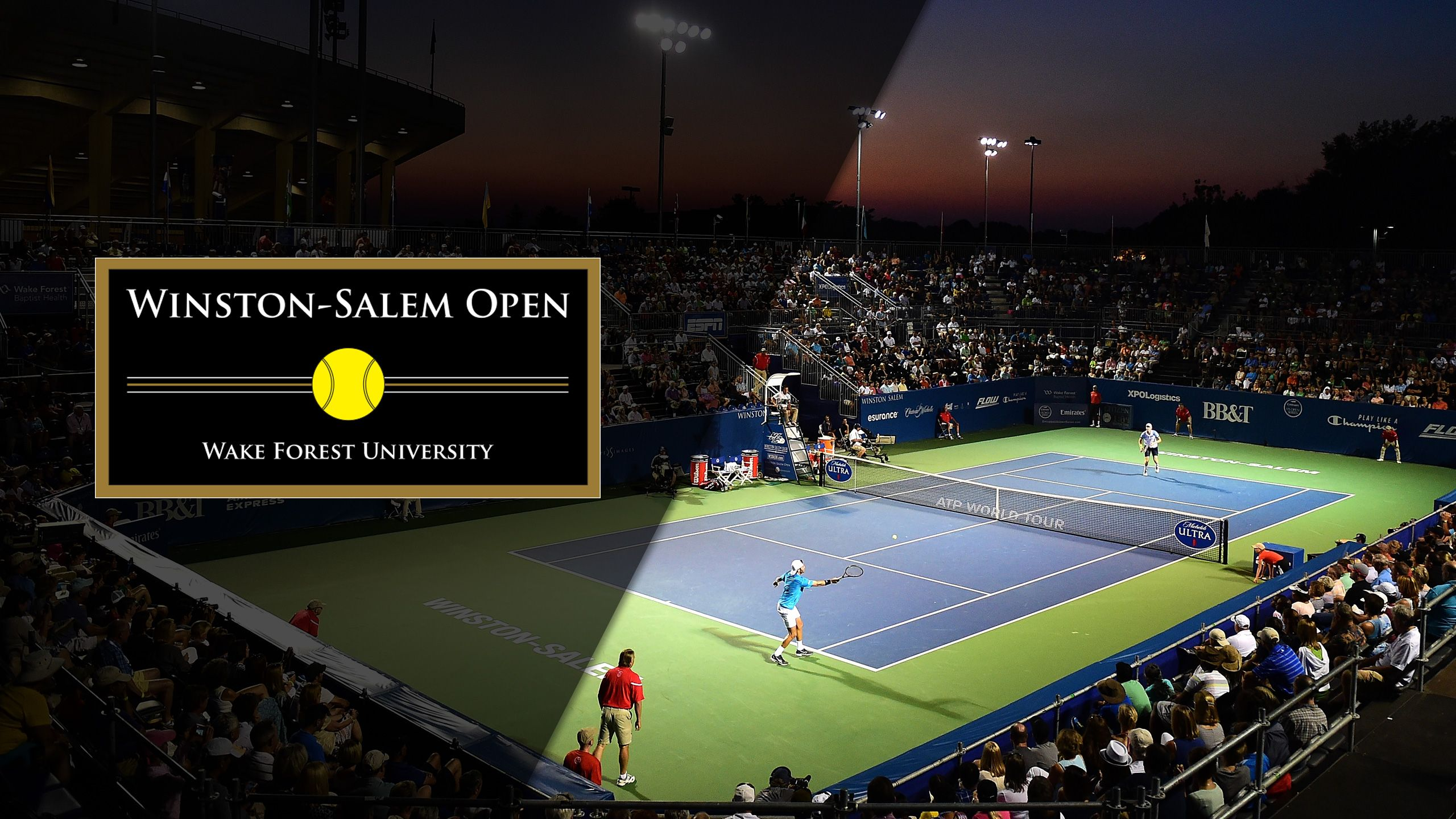 2017 US Open Series - Winston-Salem Open (First Round)