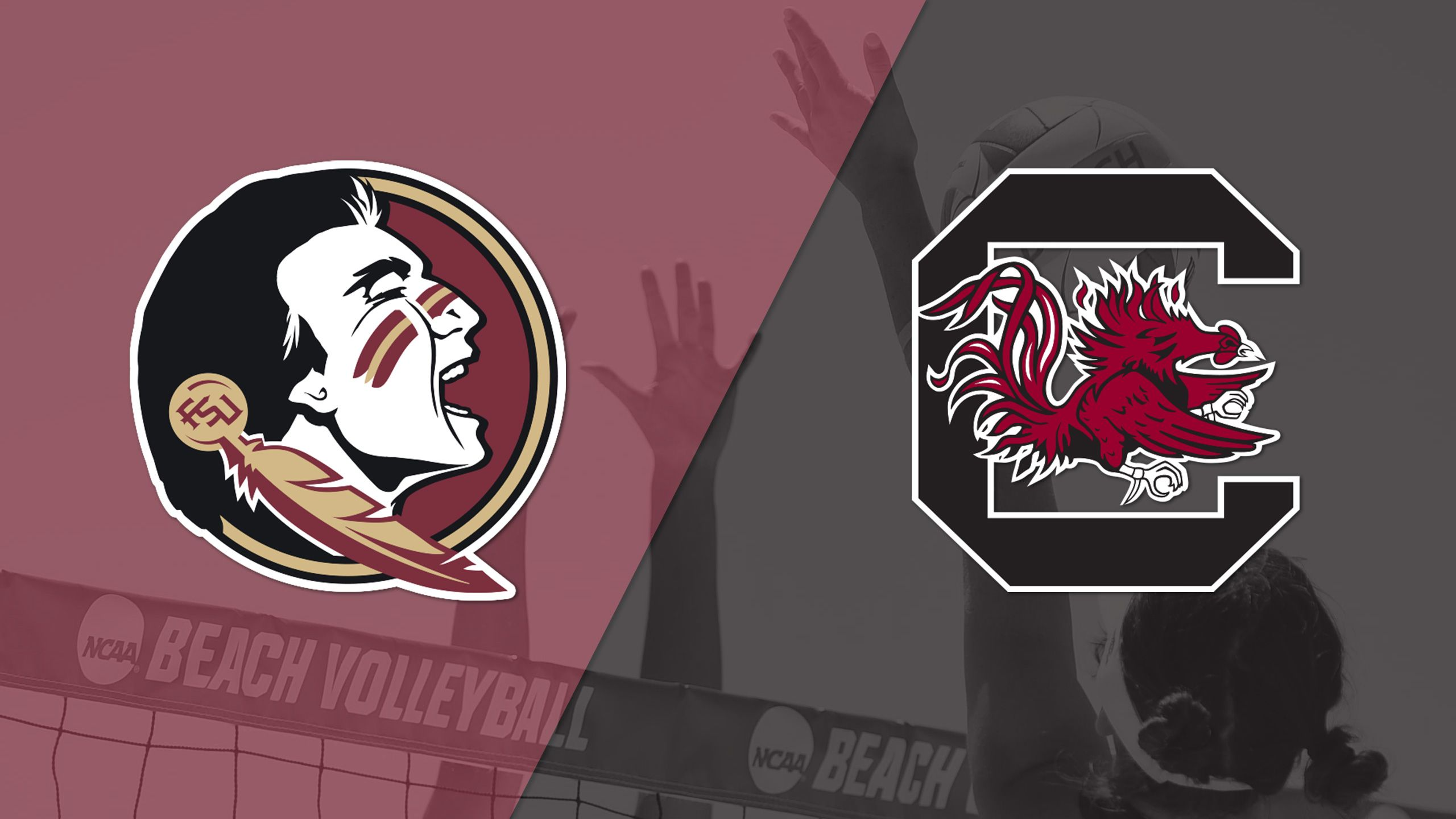Florida State vs. South Carolina (Beach Volleyball)