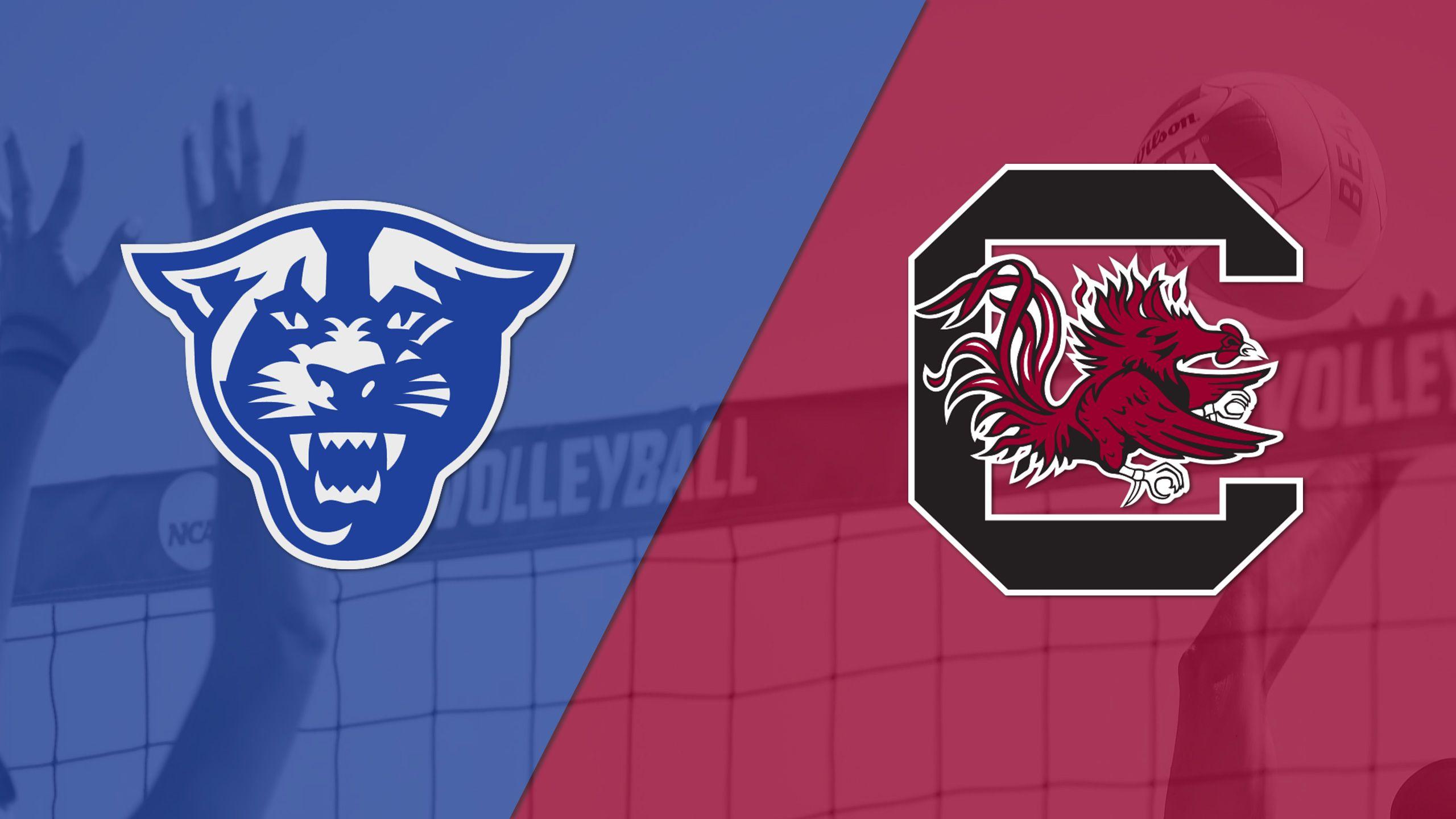 Georgia State vs. South Carolina (Beach Volleyball)