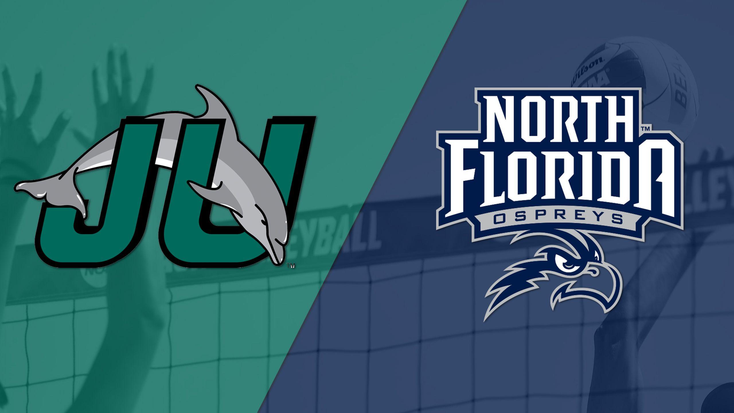 Jacksonville vs. North Florida (Match #1) (ASUN Beach Volleyball Championship)