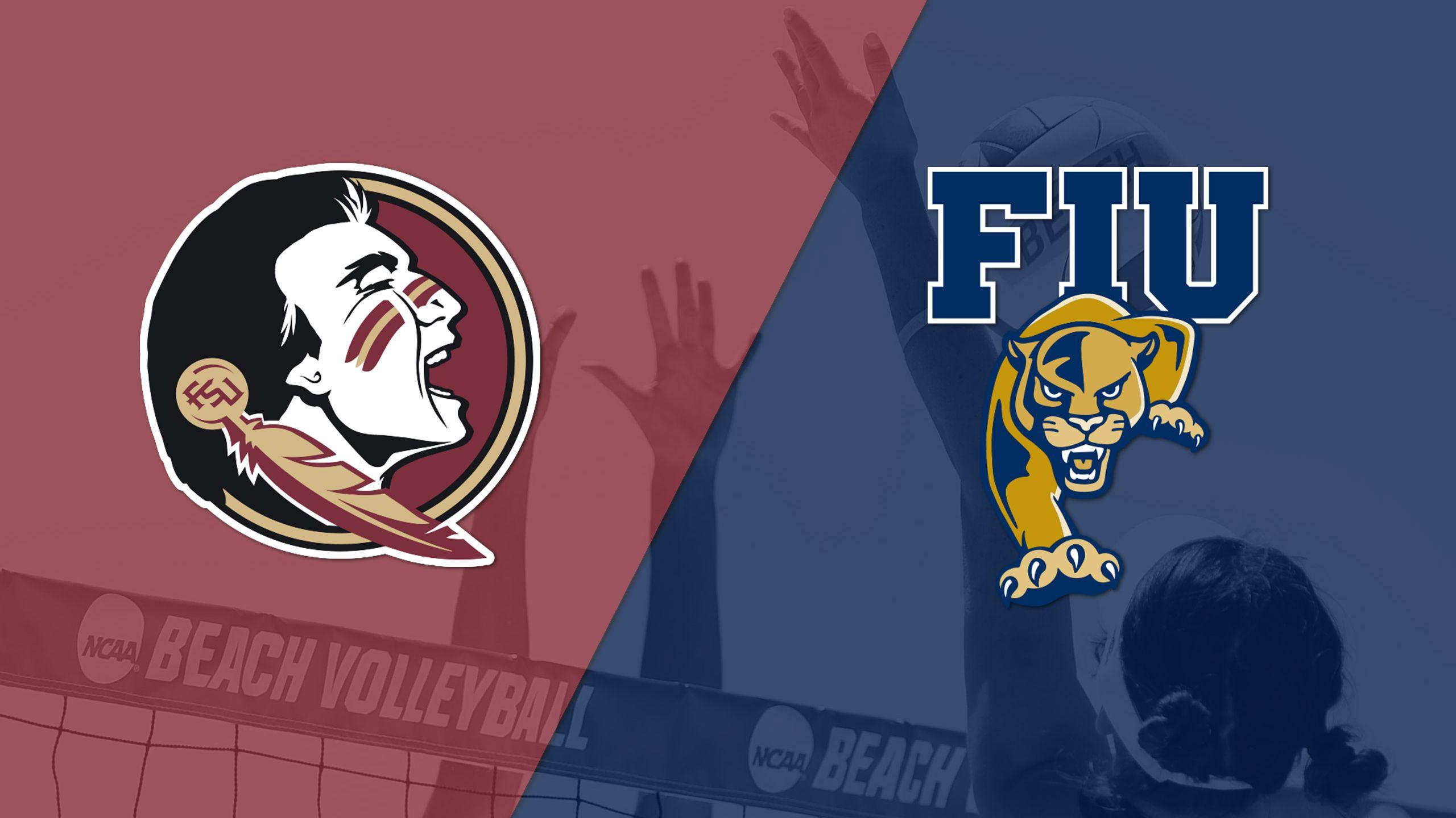 Florida State vs. Florida International (Final) (CCSA Beach Volleyball Championship)