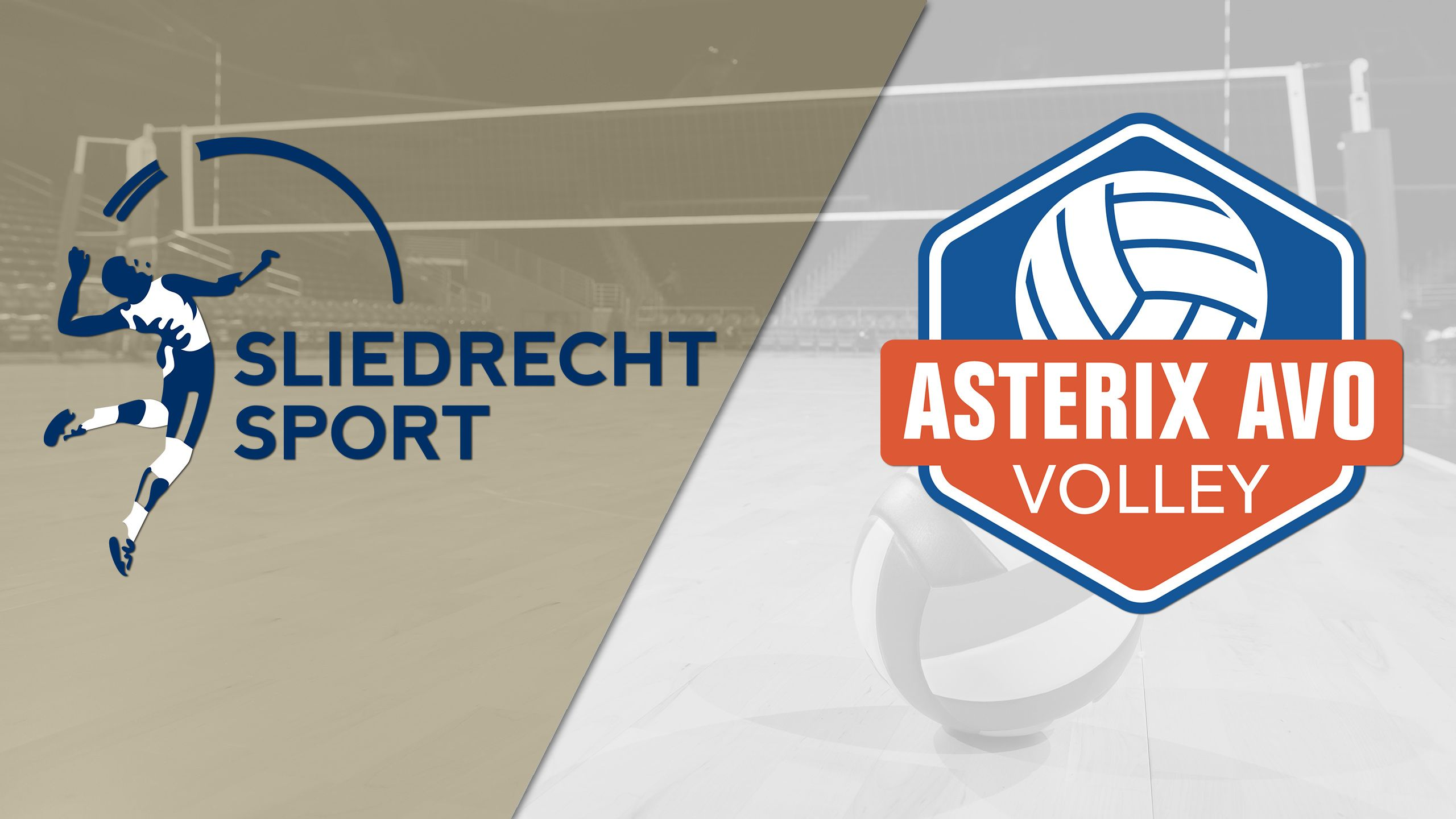 Sliedrecht Sport vs. Asterix Avo Beveren (CEV Women's Champions League)