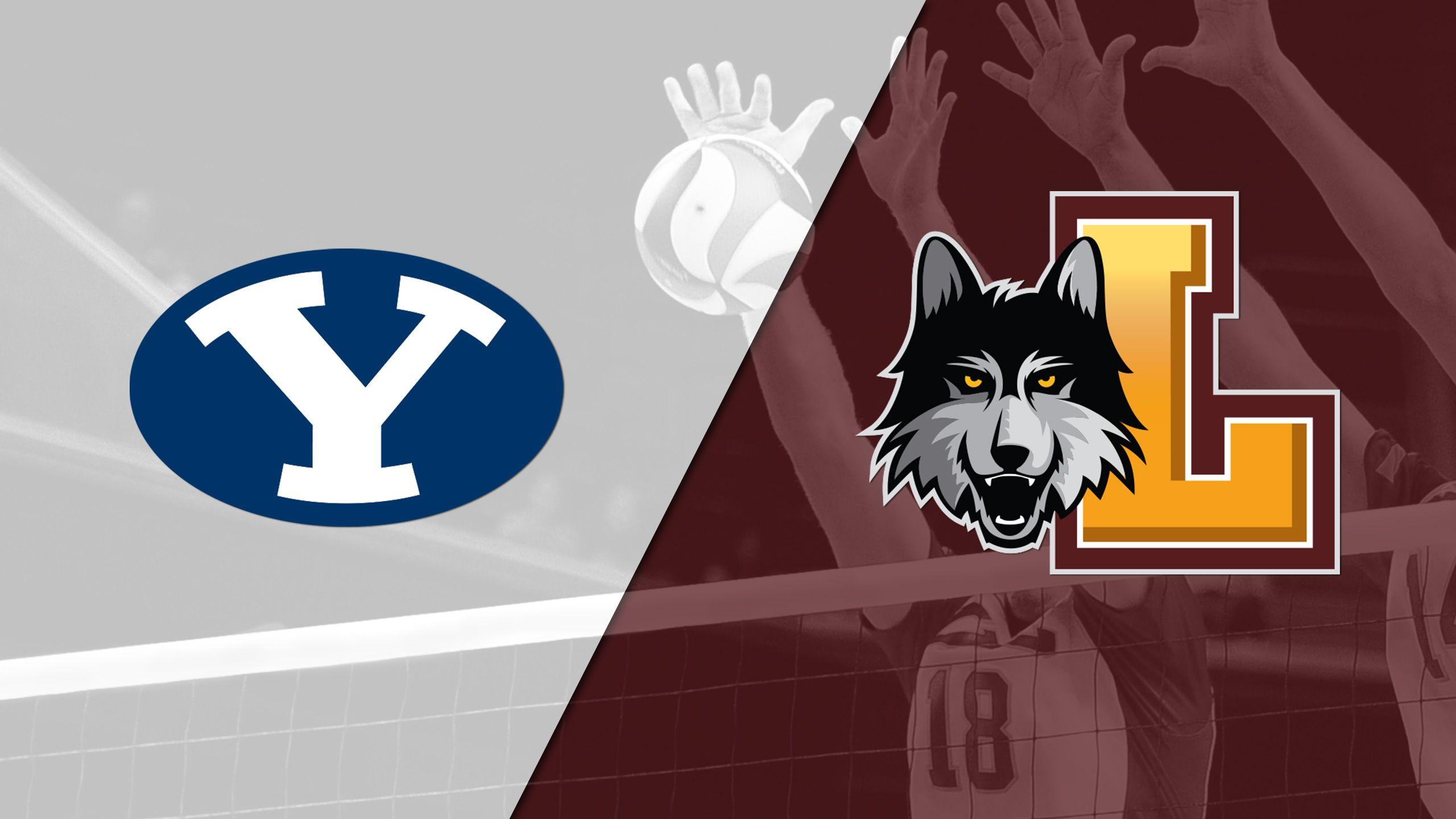 BYU vs. Loyola-Chicago (M Volleyball)