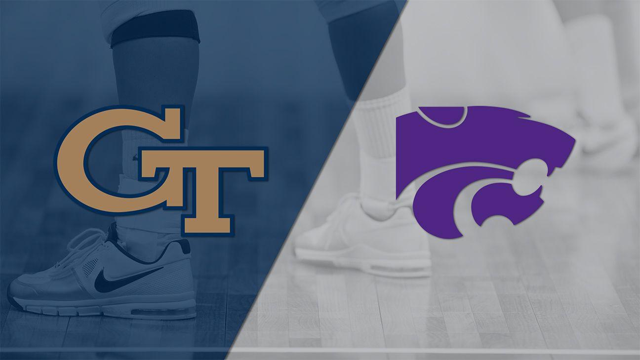 Georgia Tech vs. Kansas State (W Volleyball)