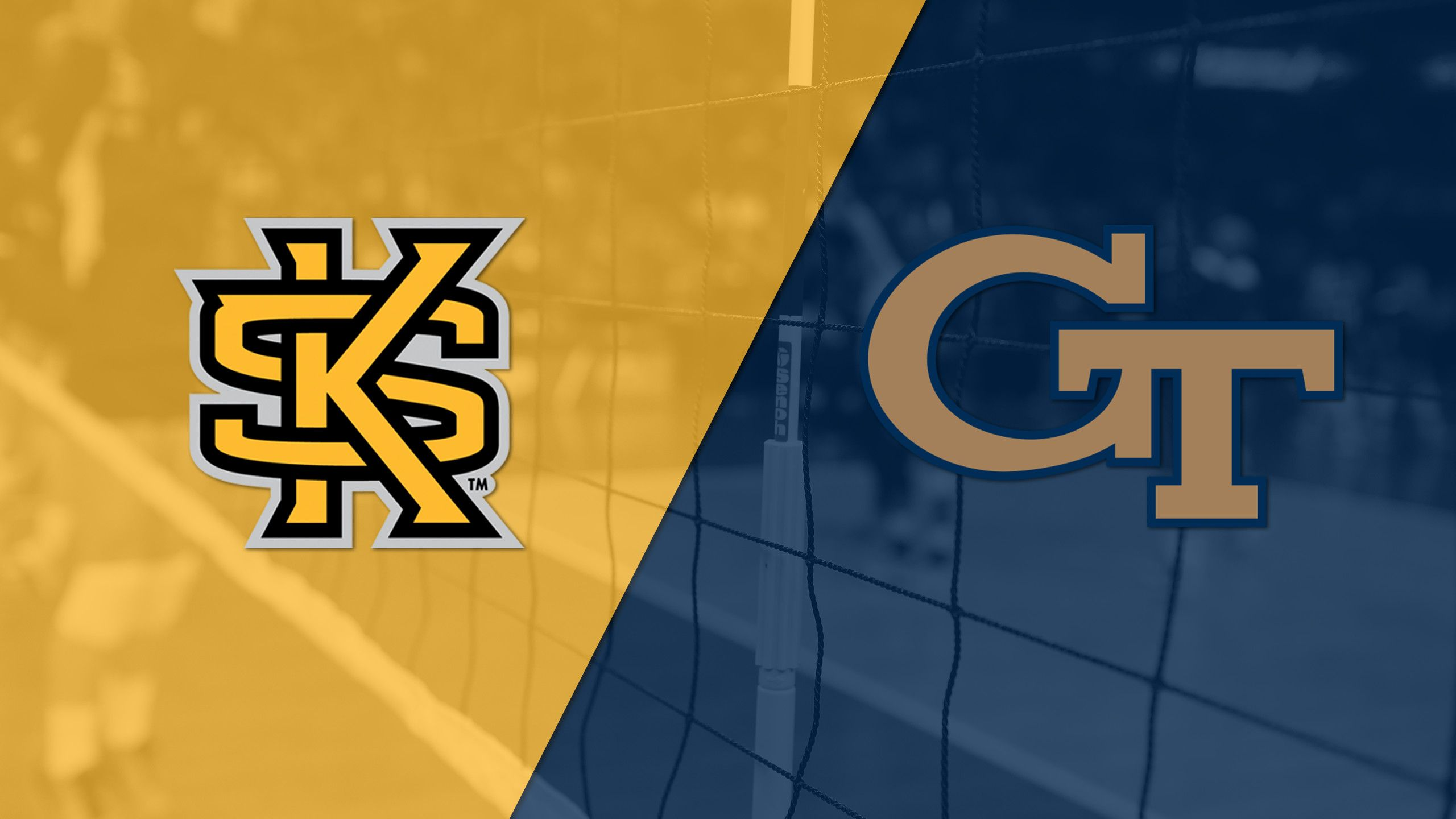 Kennesaw State vs. Georgia Tech (W Volleyball)