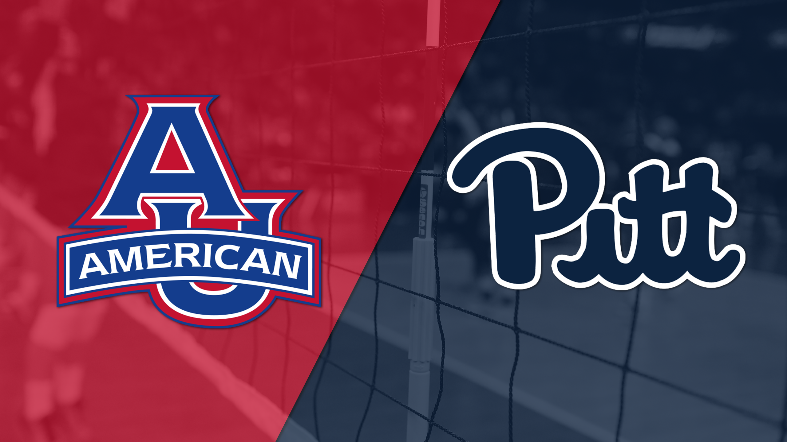 American vs. Pittsburgh (W Volleyball)