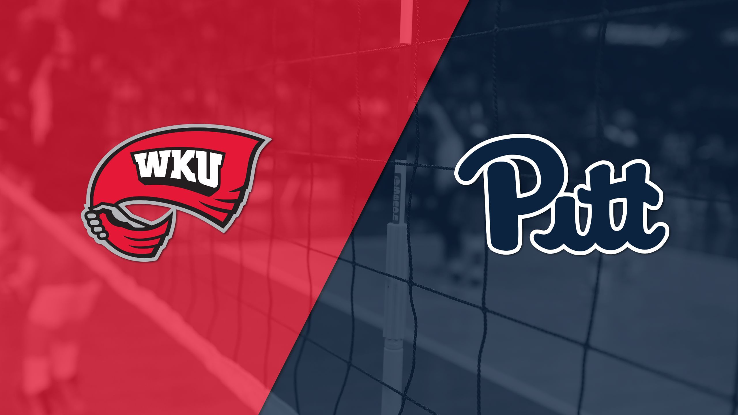 Western Kentucky vs. Pittsburgh (W Volleyball)
