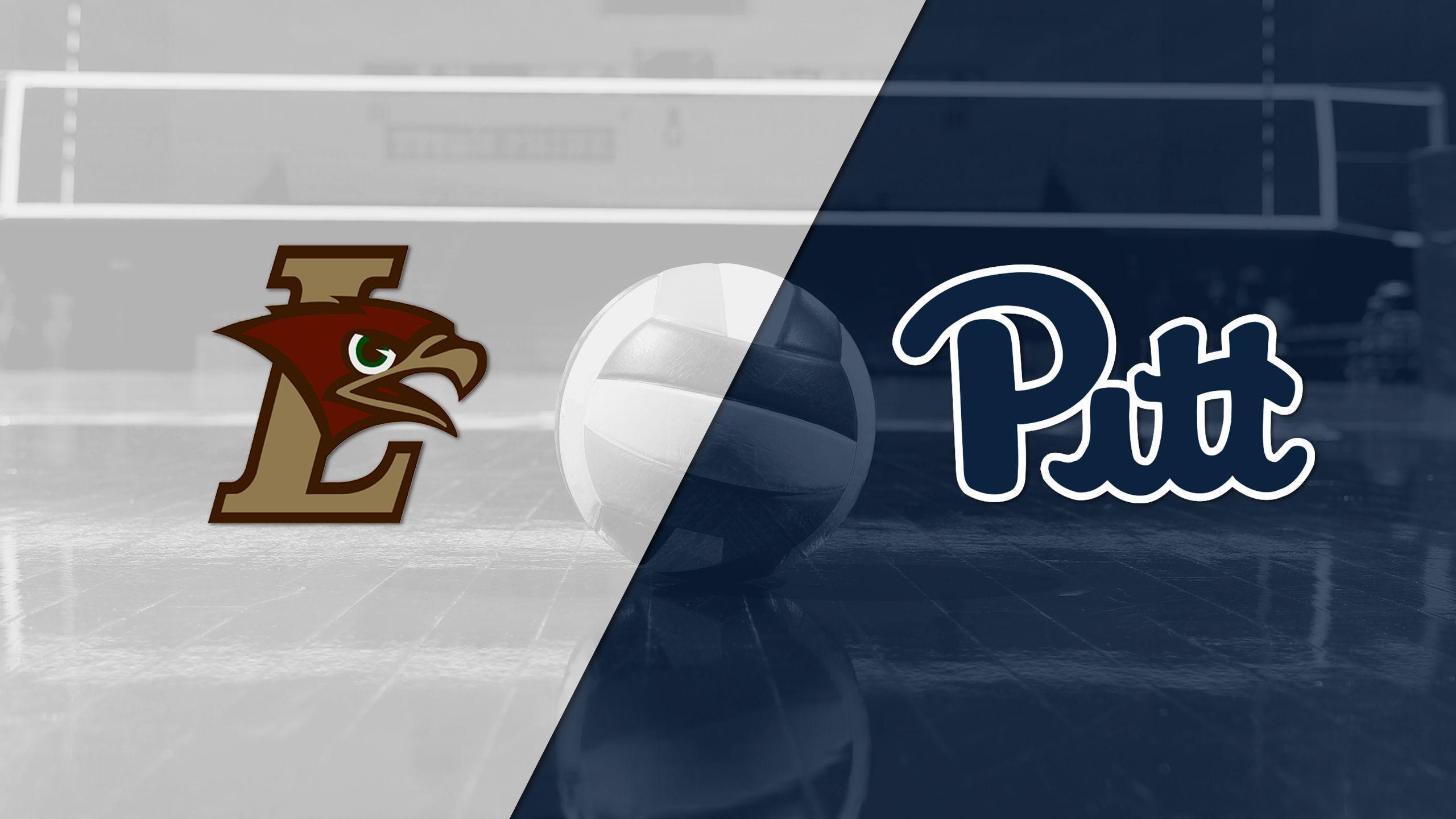 Lehigh vs. Pittsburgh (W Volleyball)