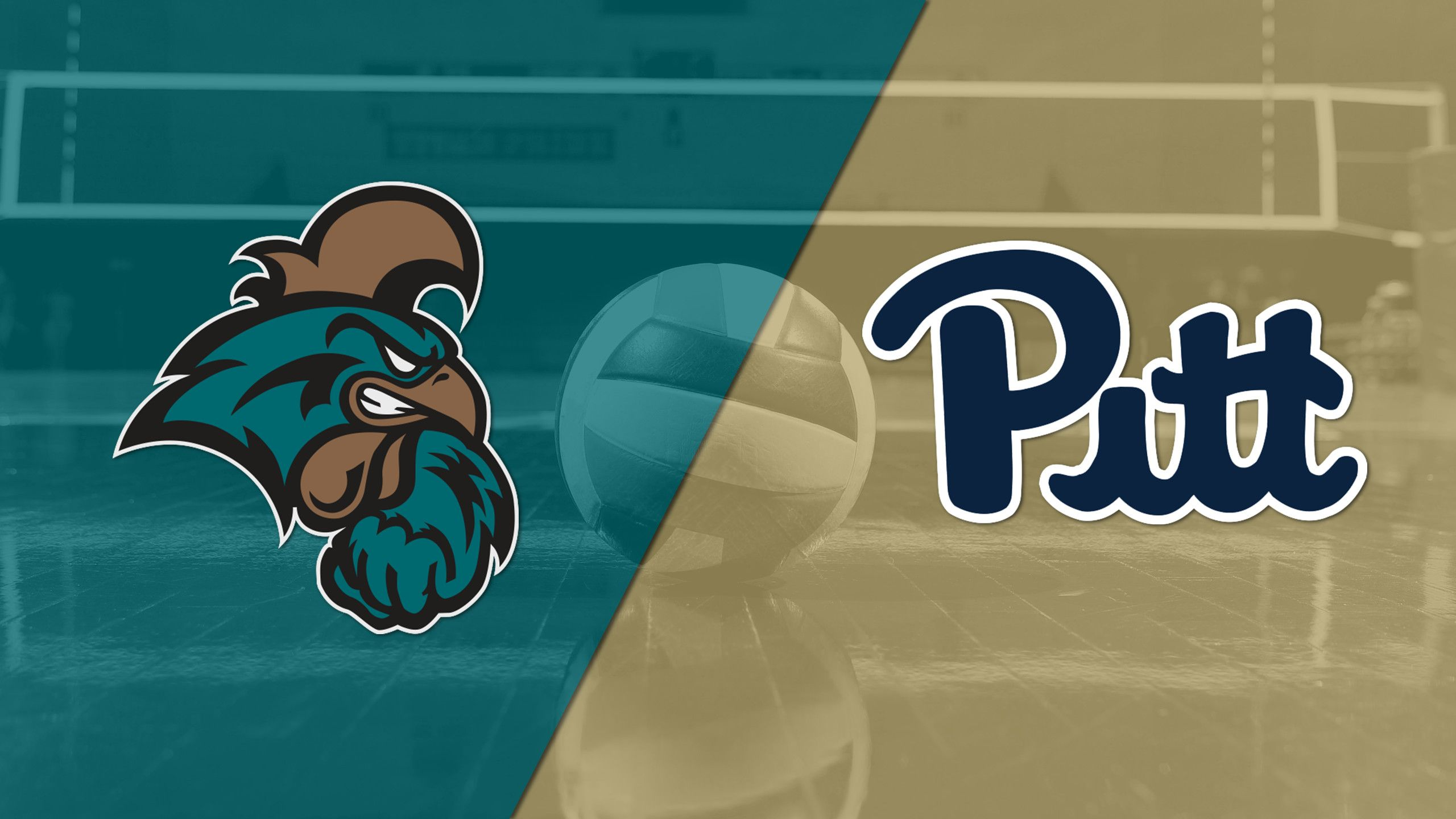 Coastal Carolina vs. Pittsburgh (W Volleyball)